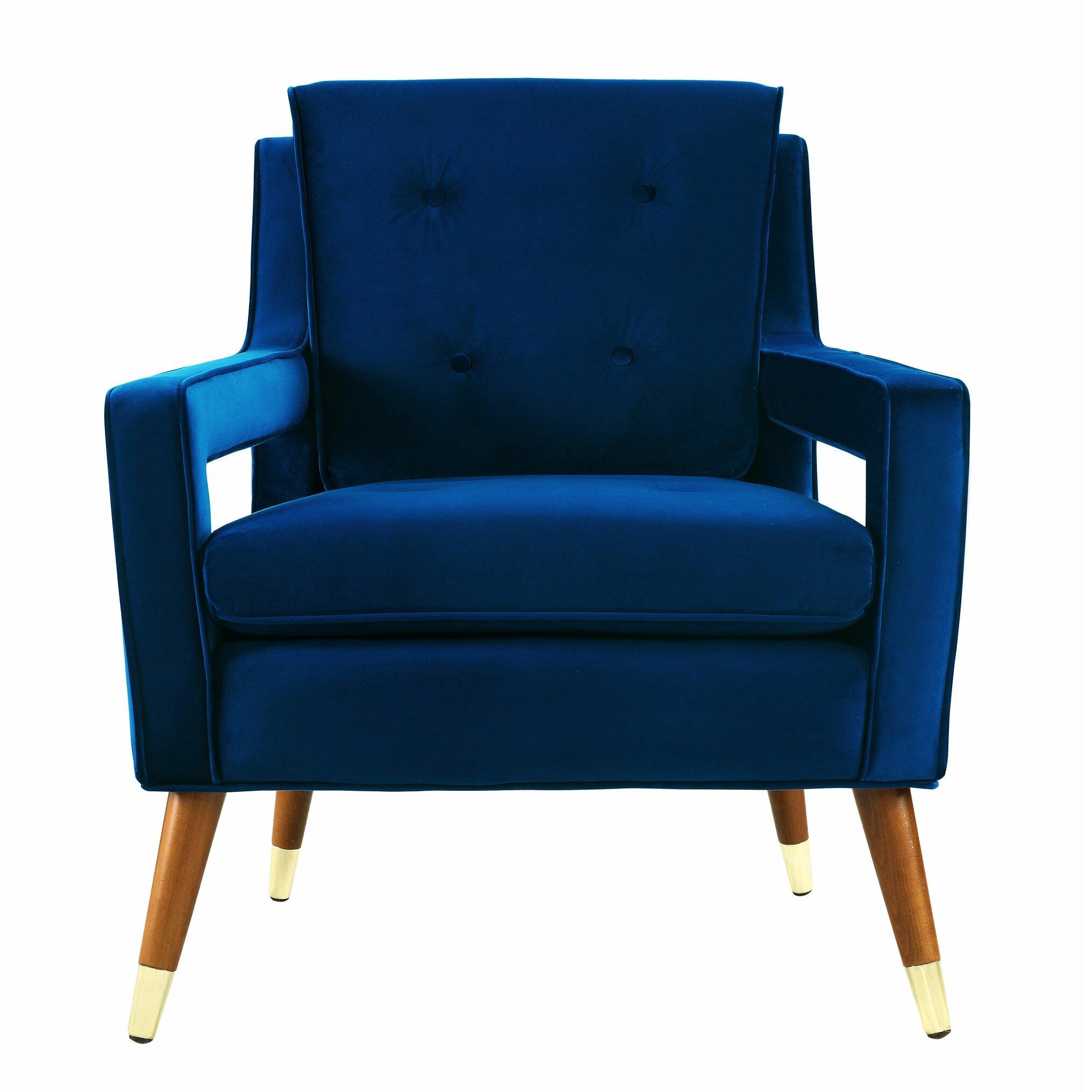 100 Armen Living Barrister Chair 28