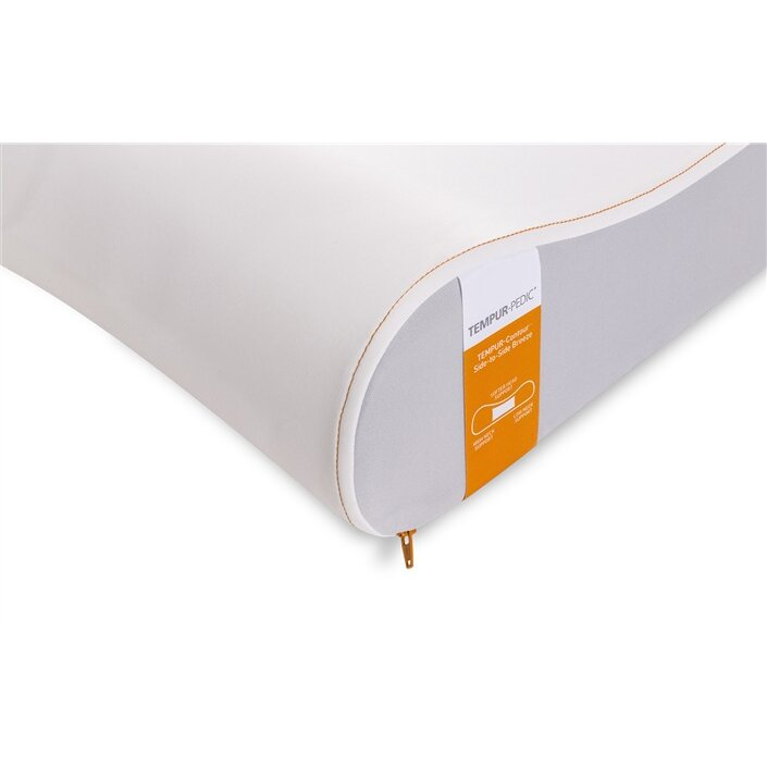 Tempur Pedic Contour Side To Side Breeze Memory Foam Queen