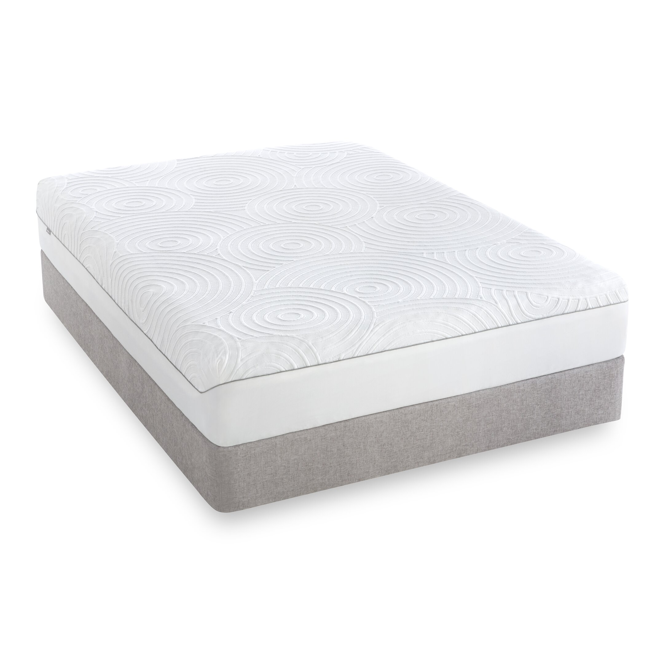 Tempur Pedic Waterproof Mattress Protector Amp Reviews Wayfair