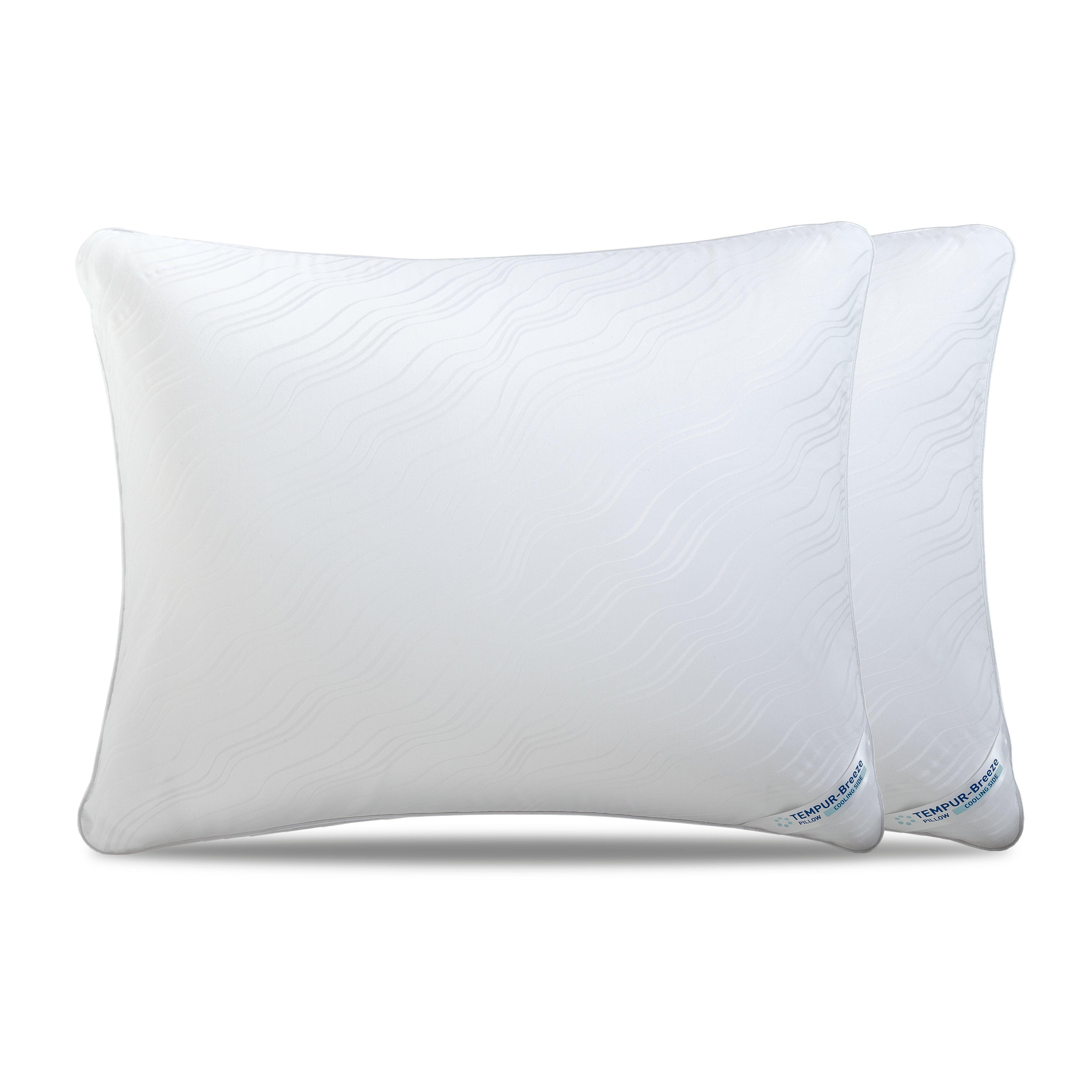tempur pedic breeze pillow reviews wayfair. Black Bedroom Furniture Sets. Home Design Ideas