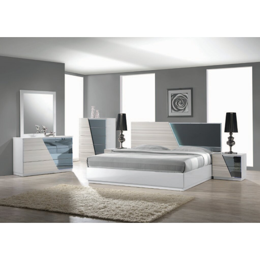 BestMasterFurniture Manchester Platform Bed & Reviews
