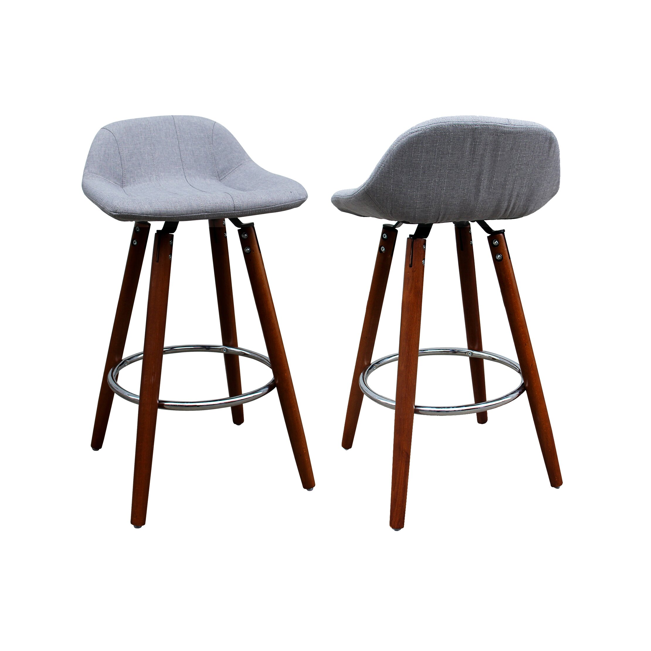 nspire 32quot Bar Stool amp Reviews Wayfair : 26 Bar Stool 203 119GY from www.wayfair.com size 2220 x 2220 jpeg 407kB