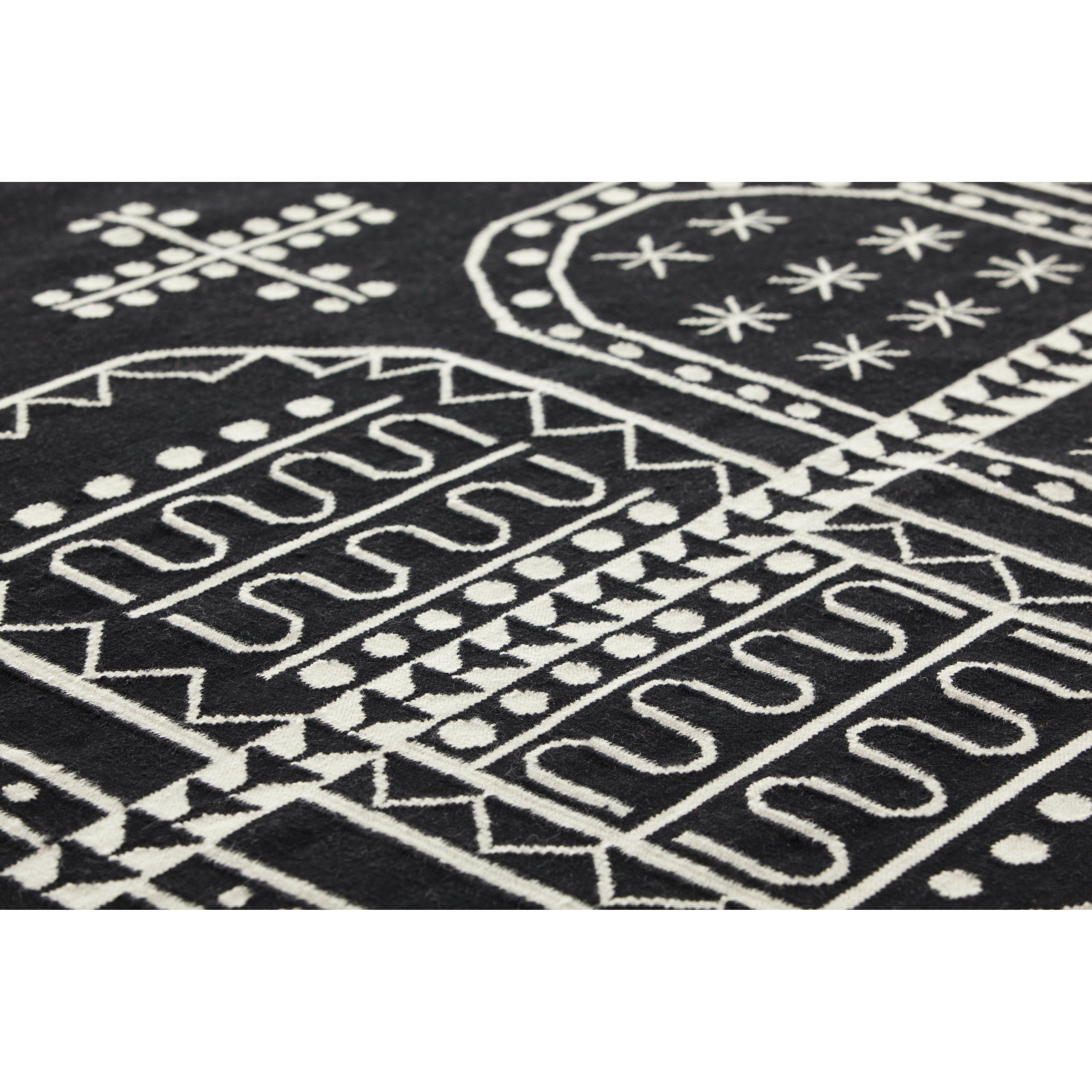 gan rugs kilim tasili area rug. Black Bedroom Furniture Sets. Home Design Ideas