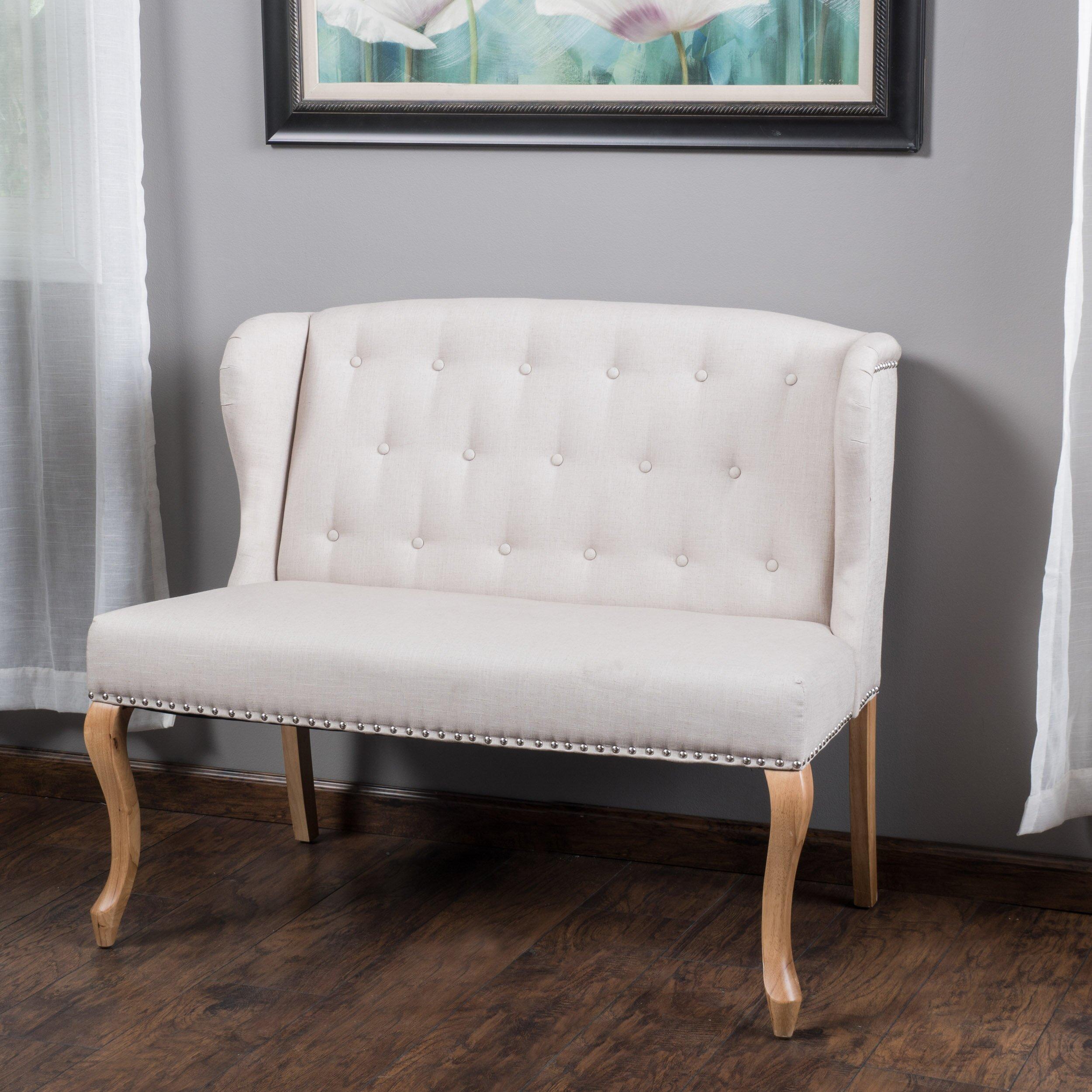 Lark Manor Guyette Upholstered Bedroom Bench Reviews Wayfair