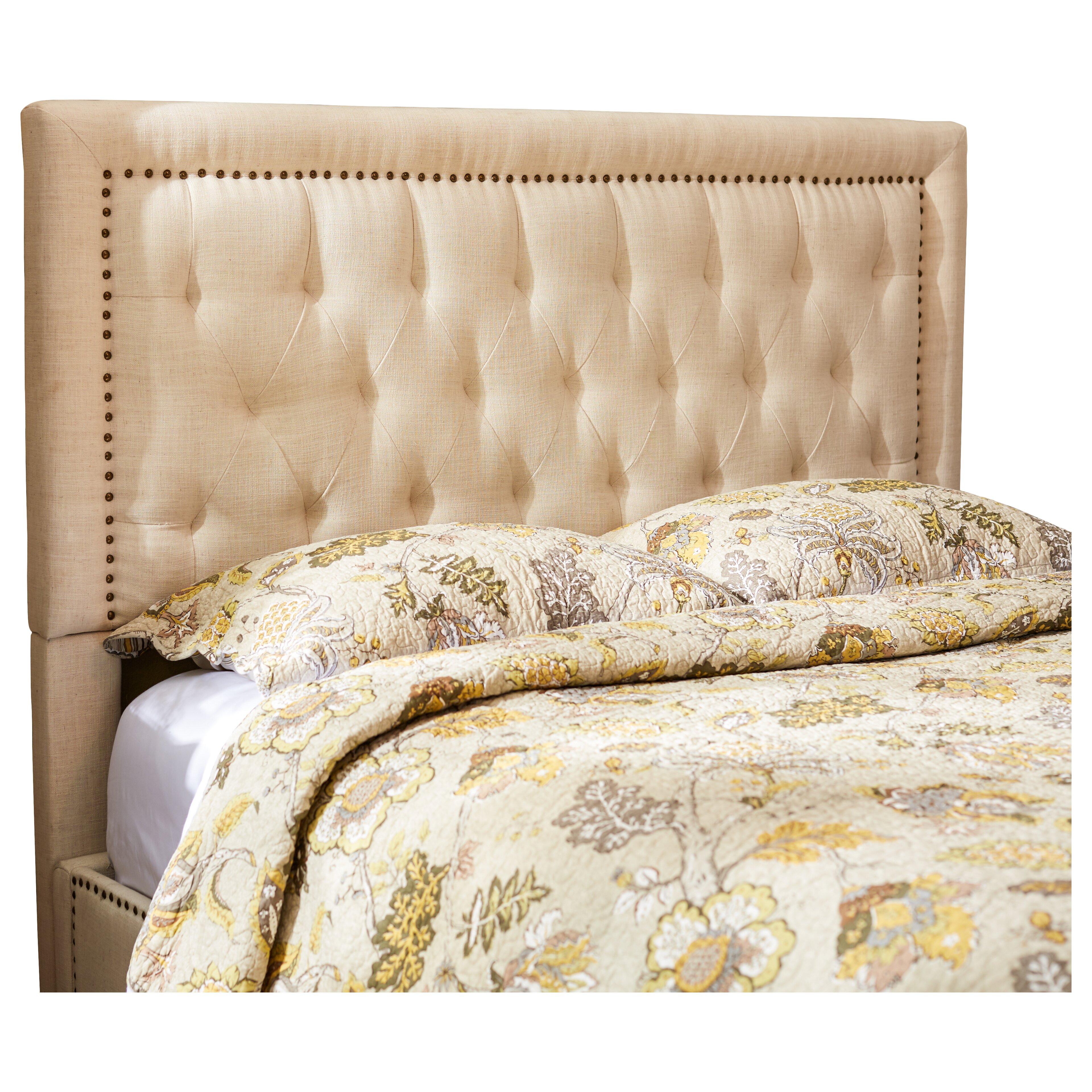 Djibril Upholstered Platform Bed