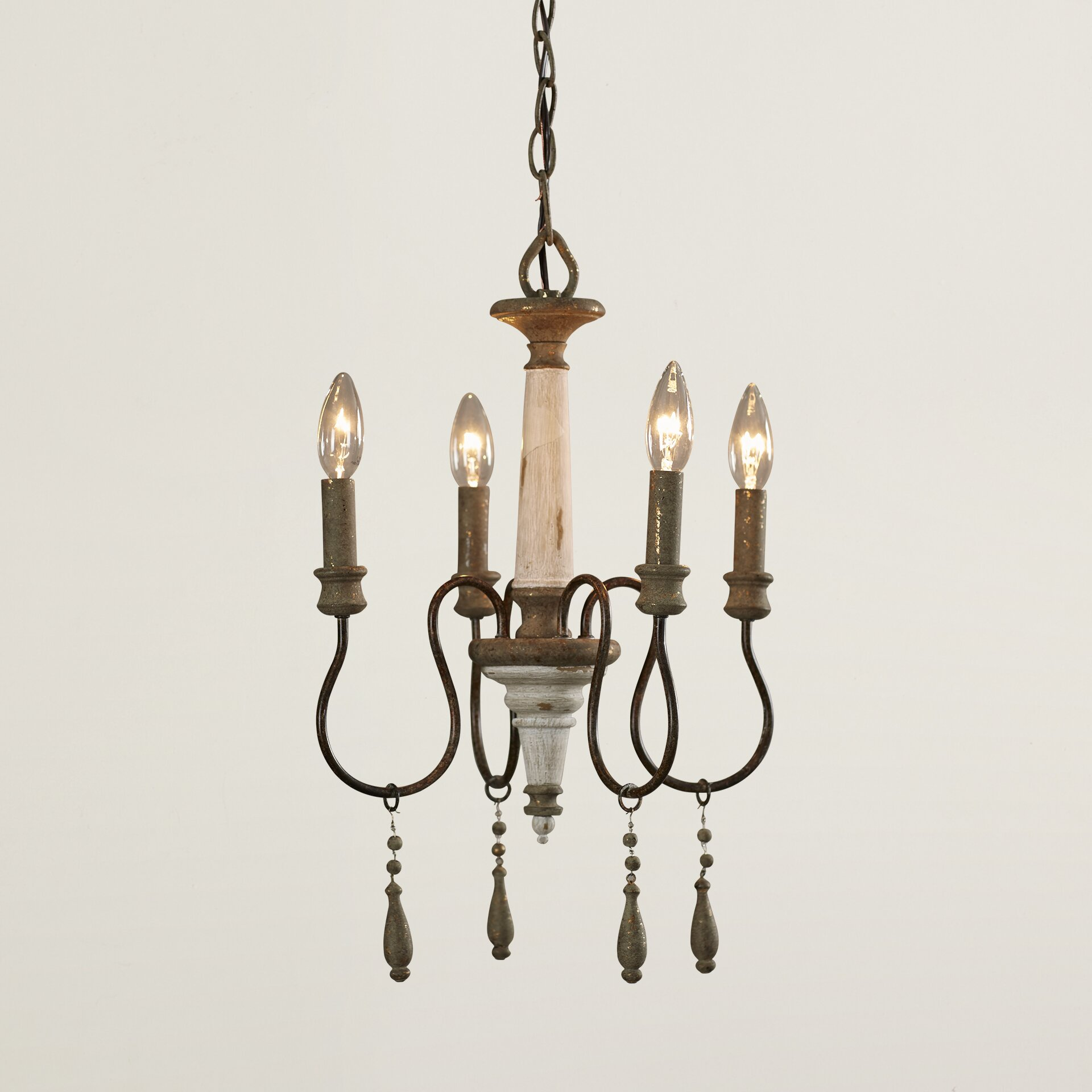 Wayfair Chandelier: Lark Manor Armande Light Candle Chandelier & Reviews