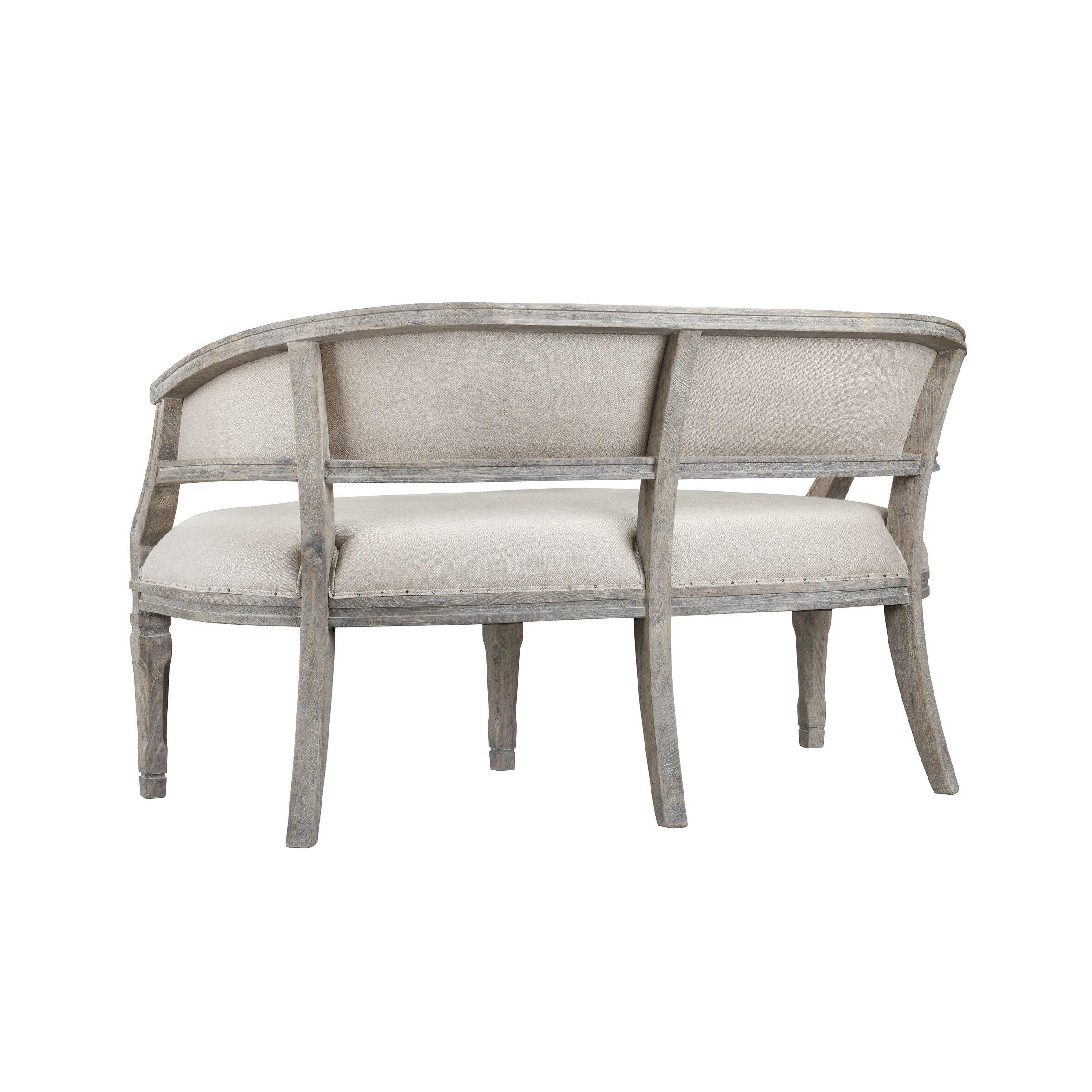Upholstered Foyer Bench : Lark manor maily upholstered entryway bench wayfair