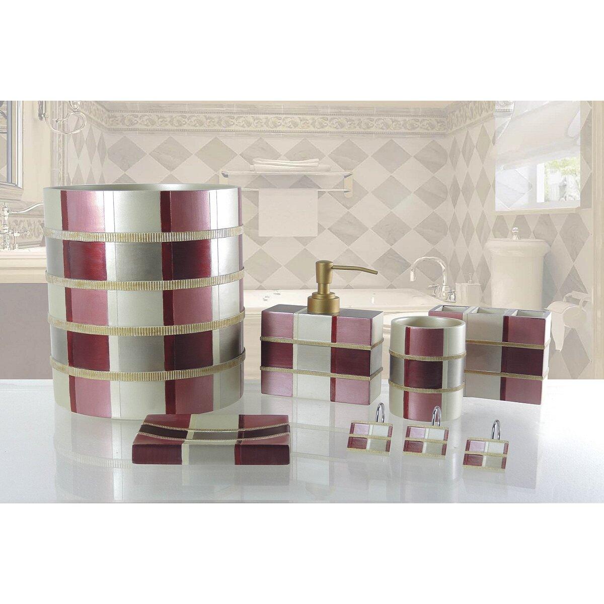 Daniels bath madison 5 piece bathroom hardware set for Bathroom 5 piece set