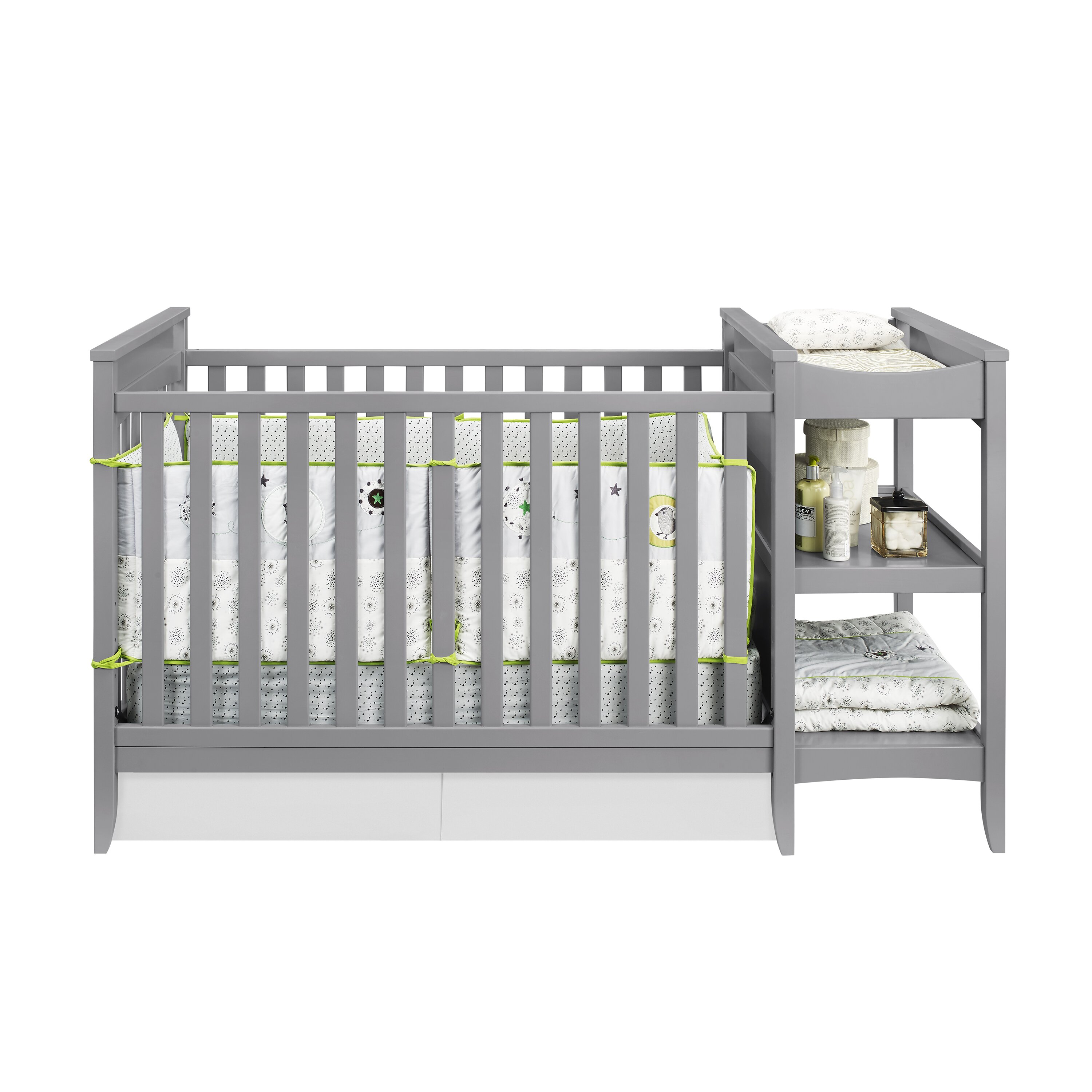 Baby Relax Emma 2-in-1 Convertible Crib & Reviews | Wayfair