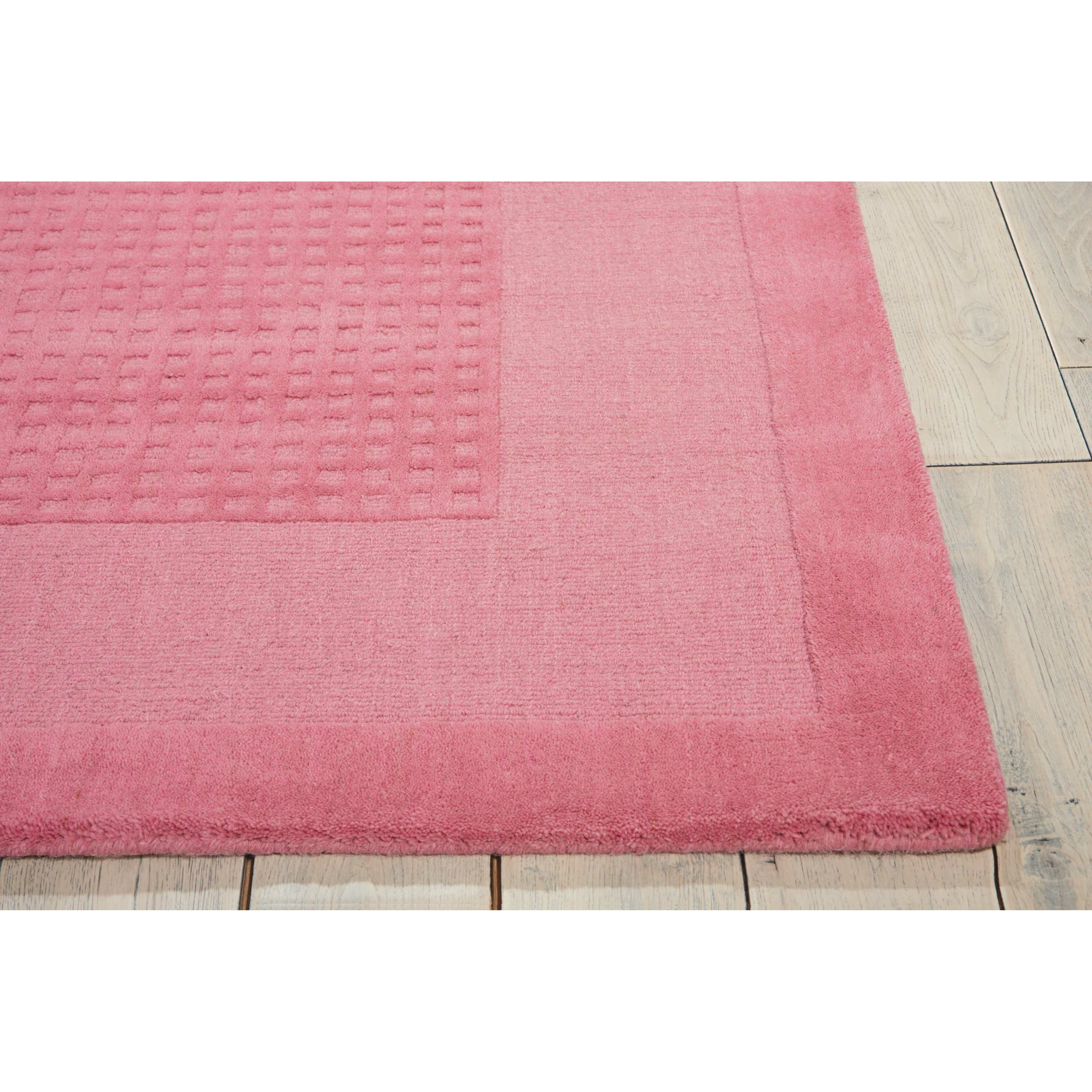Nourison Westport Pink Area Rug & Reviews