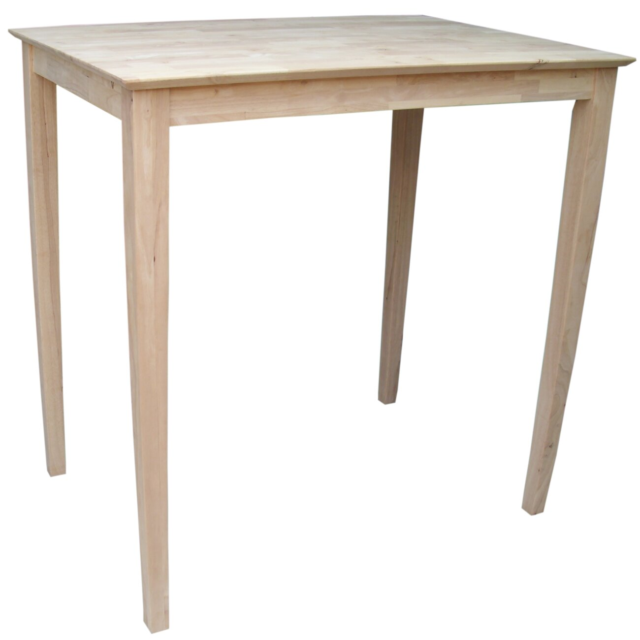 International Concepts Shaker Dining Table Reviews Wayfair