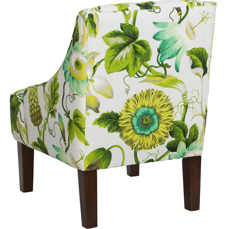 August Grove Ina Swoop Side Chair Wayfair