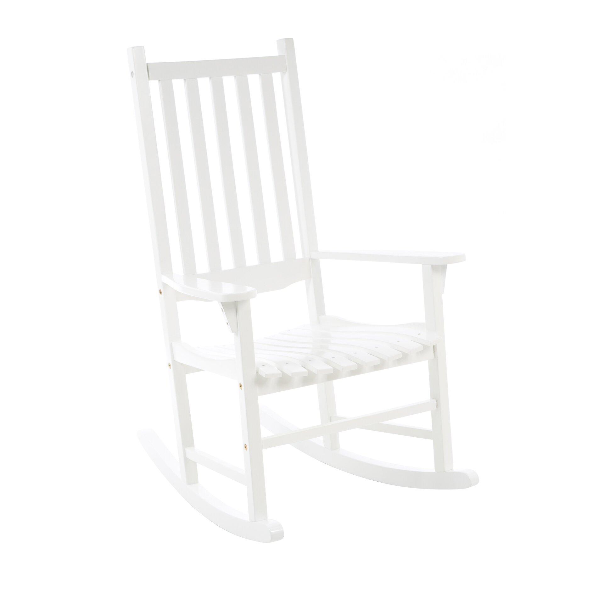 Atlantic Outdoor Traditional Rocking Chair U0026 Reviews Wayfair Design Inspirations