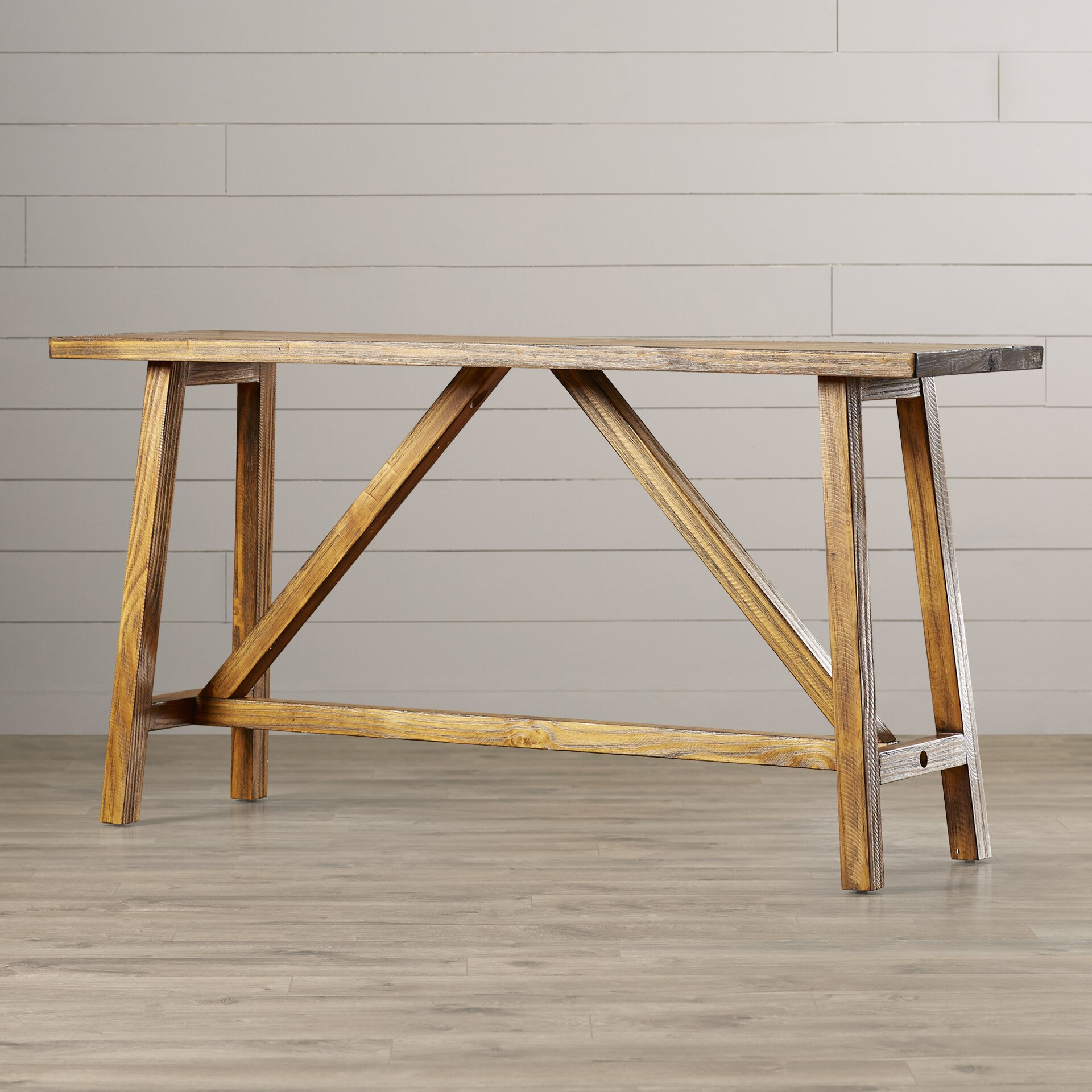 Wayfair Tables: August Grove Edna Console Table & Reviews