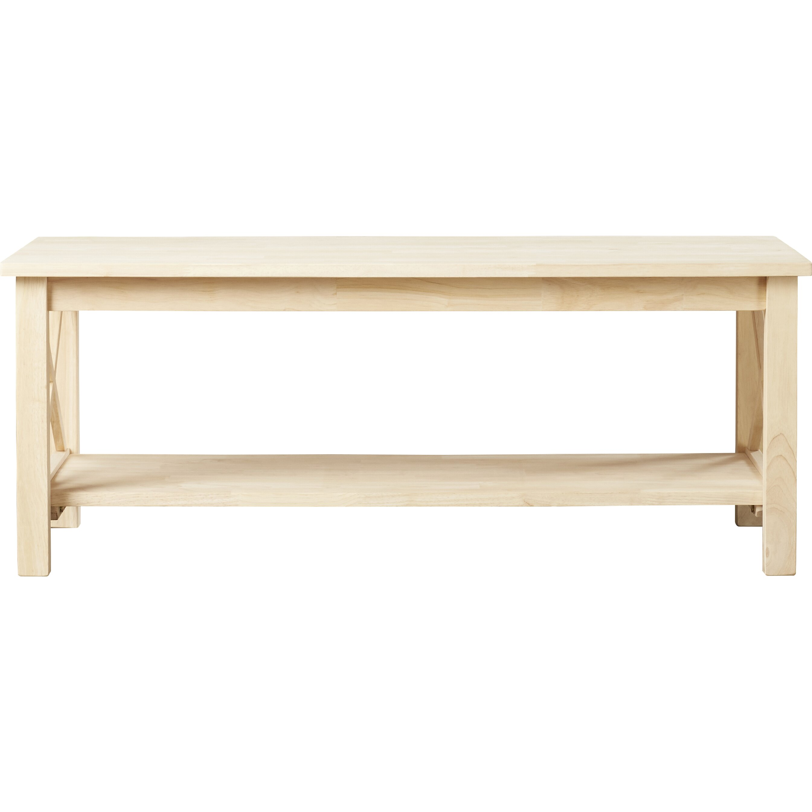 August Grove Towner X Hampton Coffee Table Reviews Wayfair