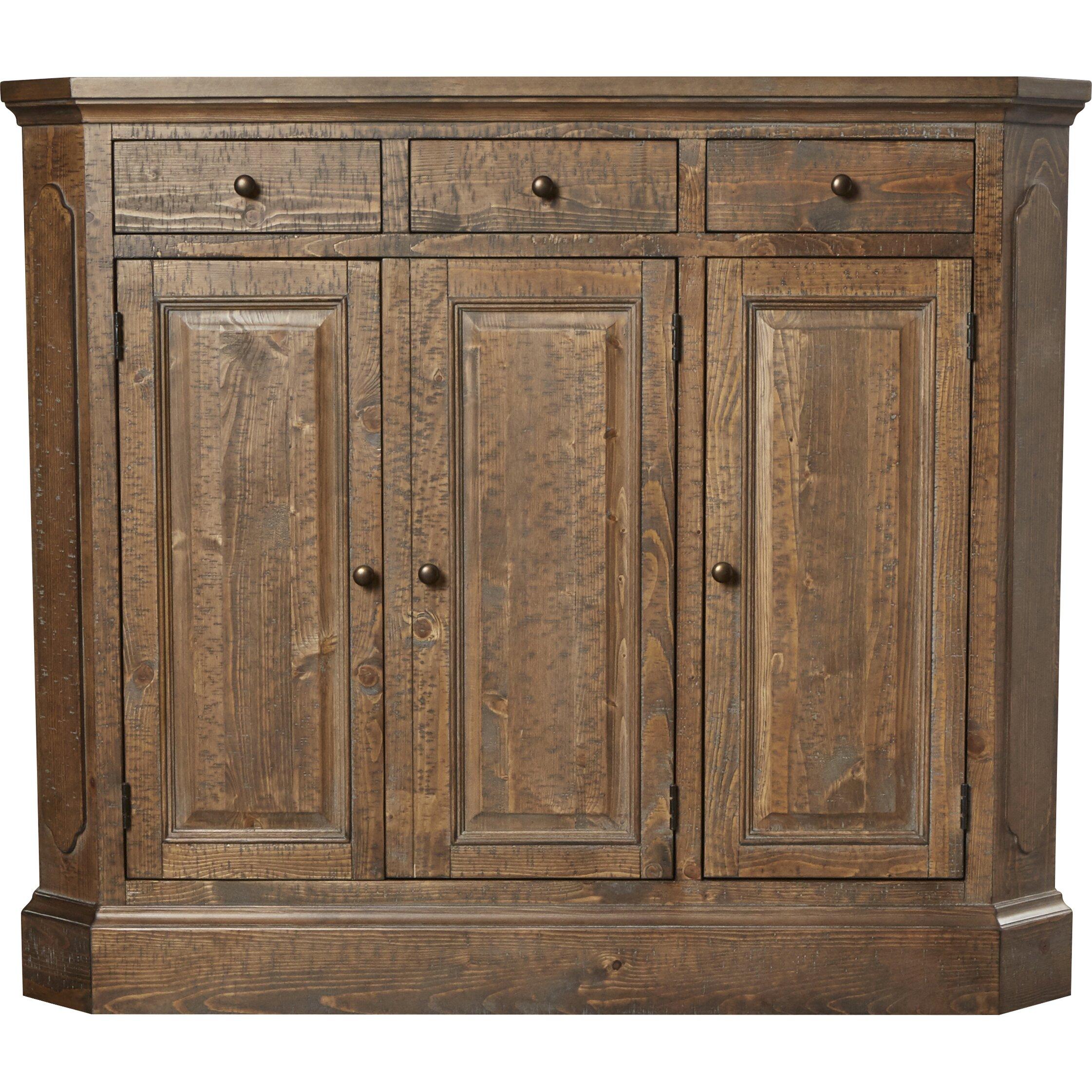 august grove rachael 3 drawer multimedia cabinet reviews. Black Bedroom Furniture Sets. Home Design Ideas