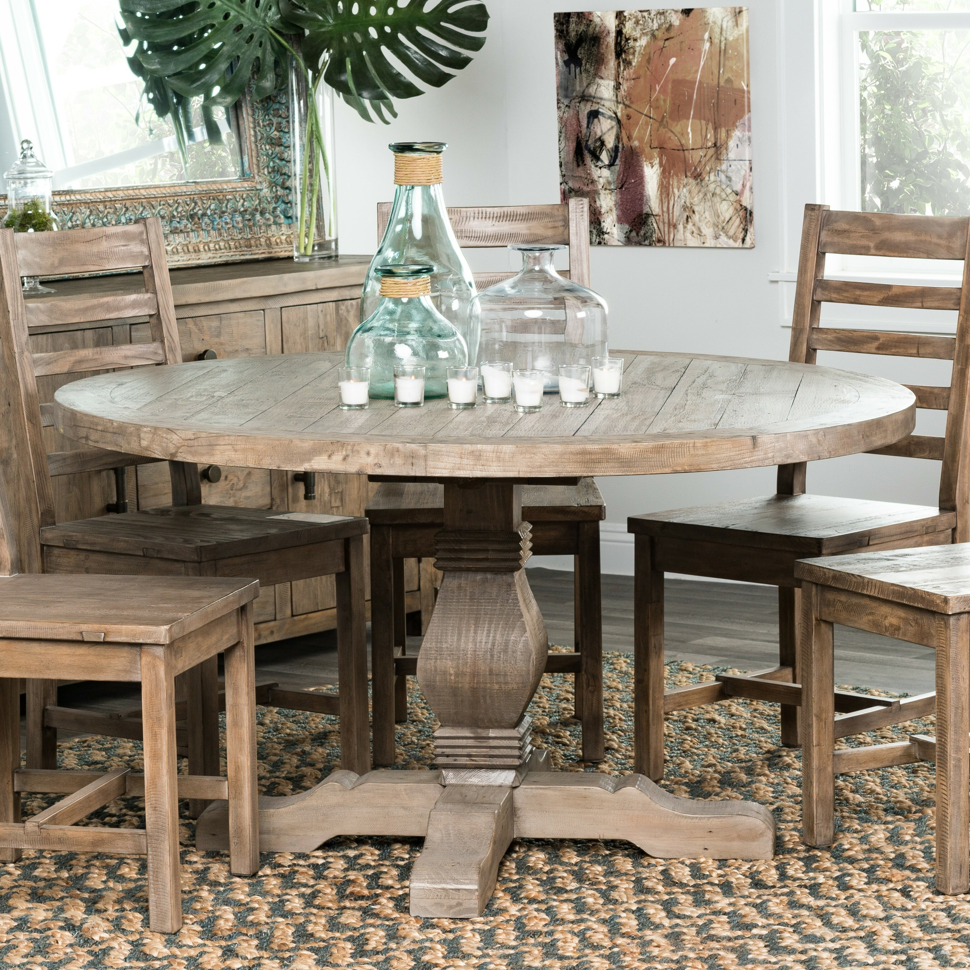 August Grove Anaconda Dining Table Reviews