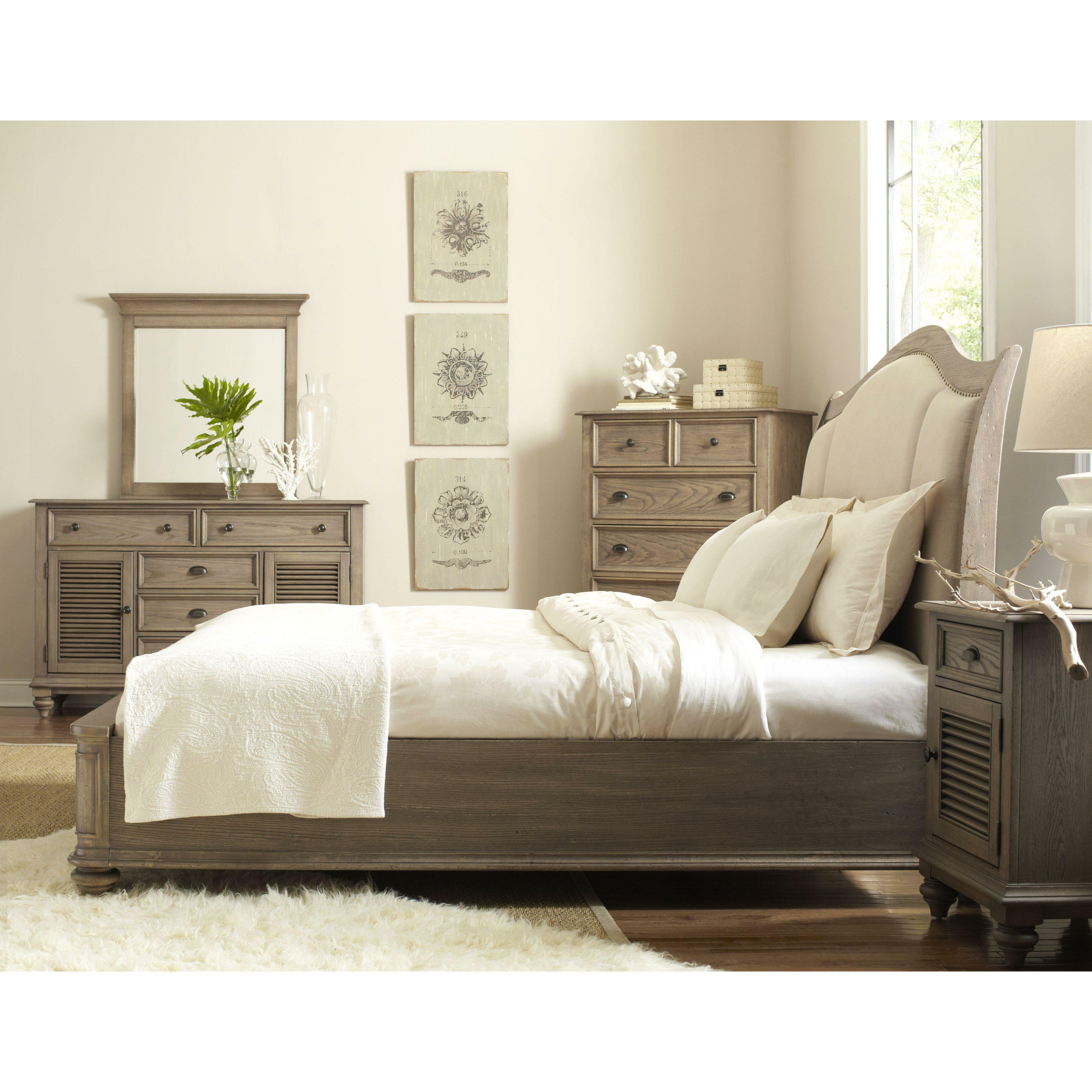 Wayfair Bedroom Furniture: One Allium Way Coolidge Panel Customizable Bedroom Set