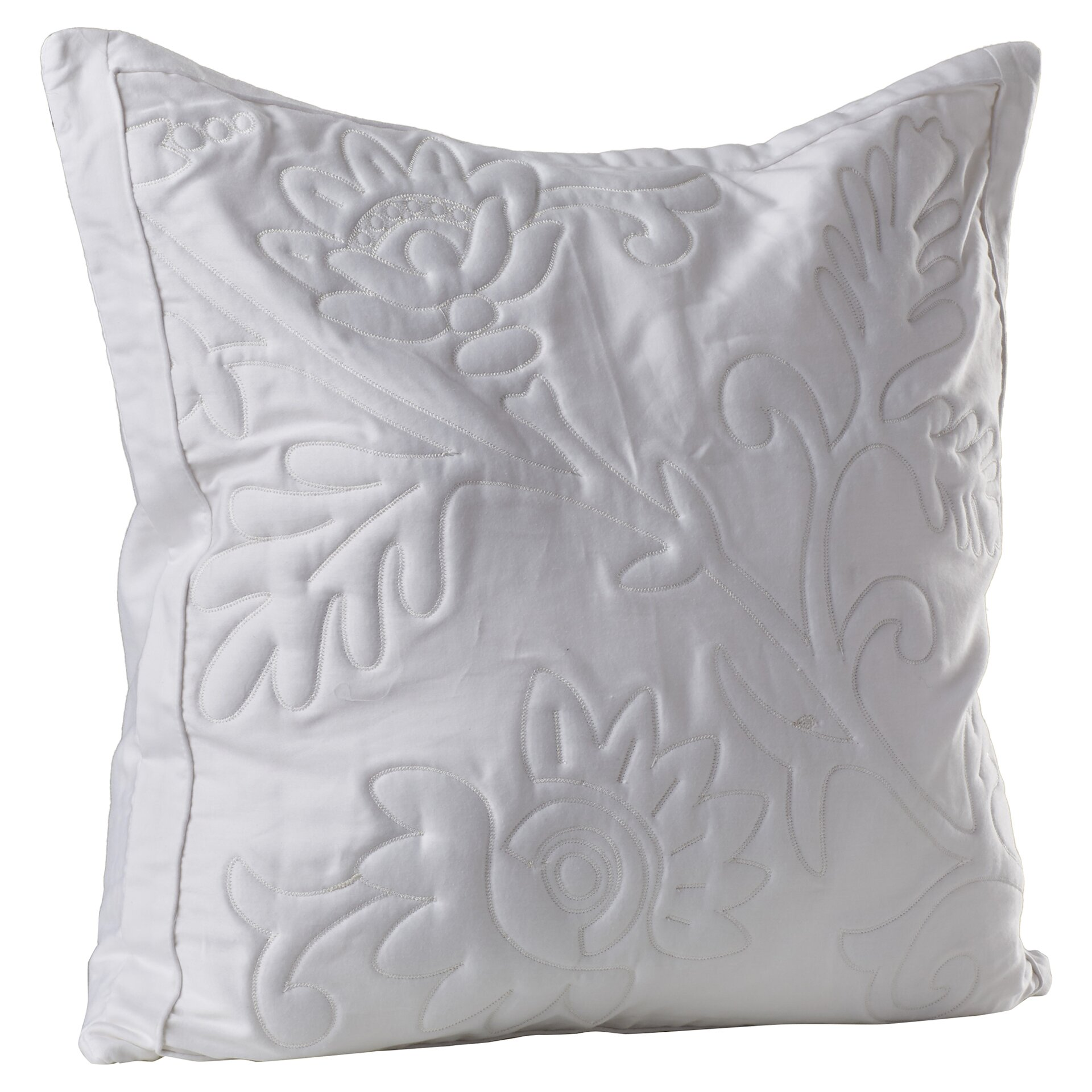 Quality Throw Pillows : One Allium Way Opal Quilted Throw Pillow & Reviews Wayfair