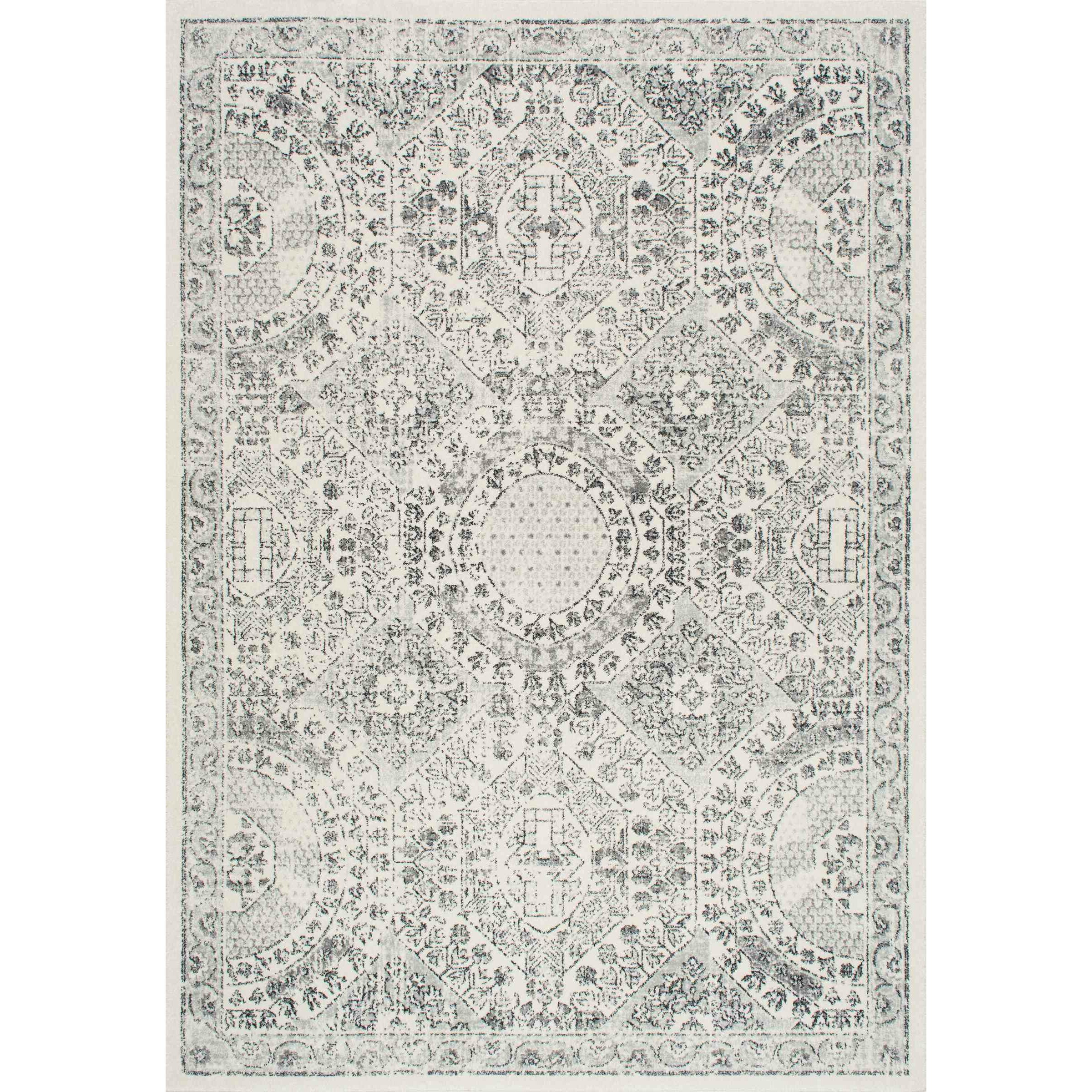One Allium Way London Gray Area Rug Amp Reviews Wayfair