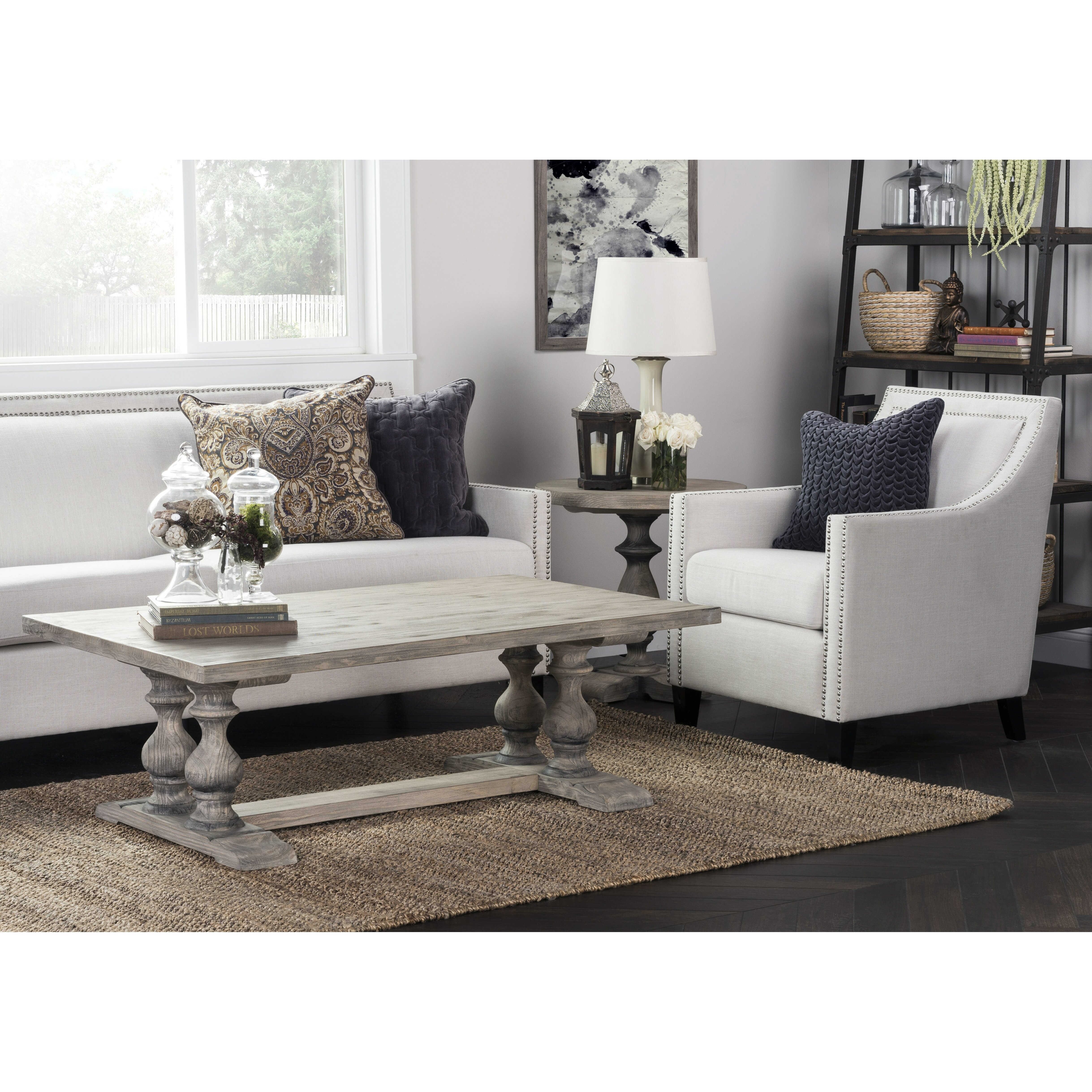 One Allium Way Oakville End Table Wayfair