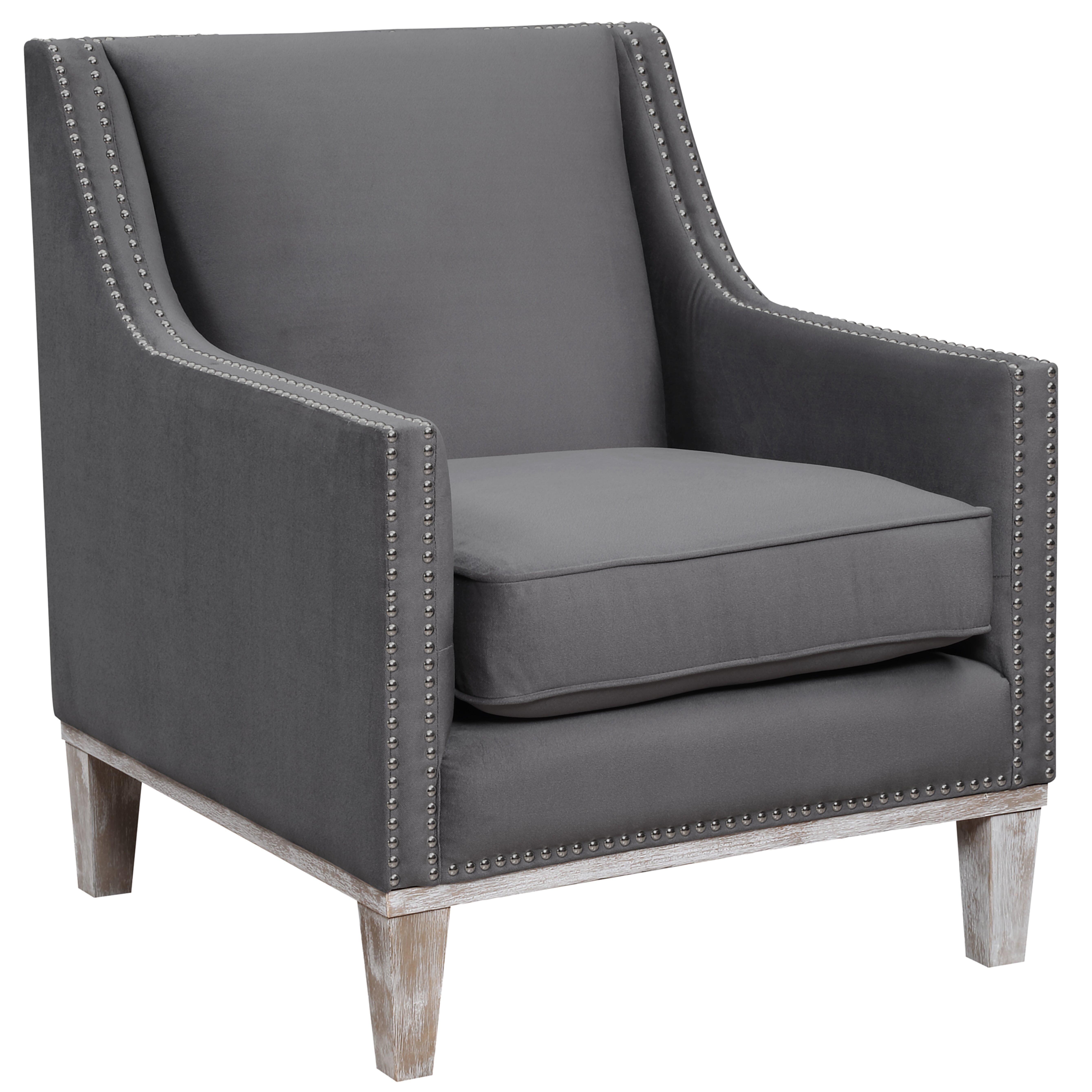 One Allium Way Bergerac Club Chair Wayfair