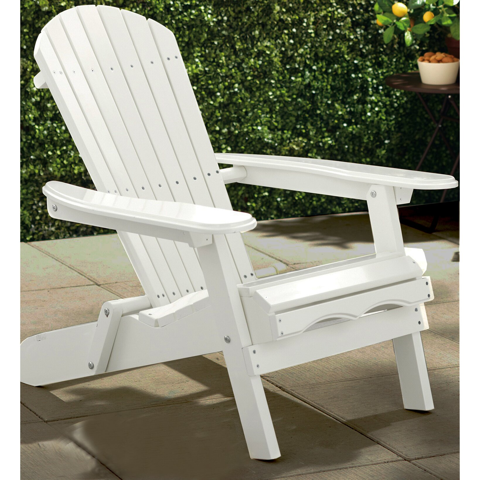 Beachcrest Home Bartow Adirondack Chair Reviews Wayfair