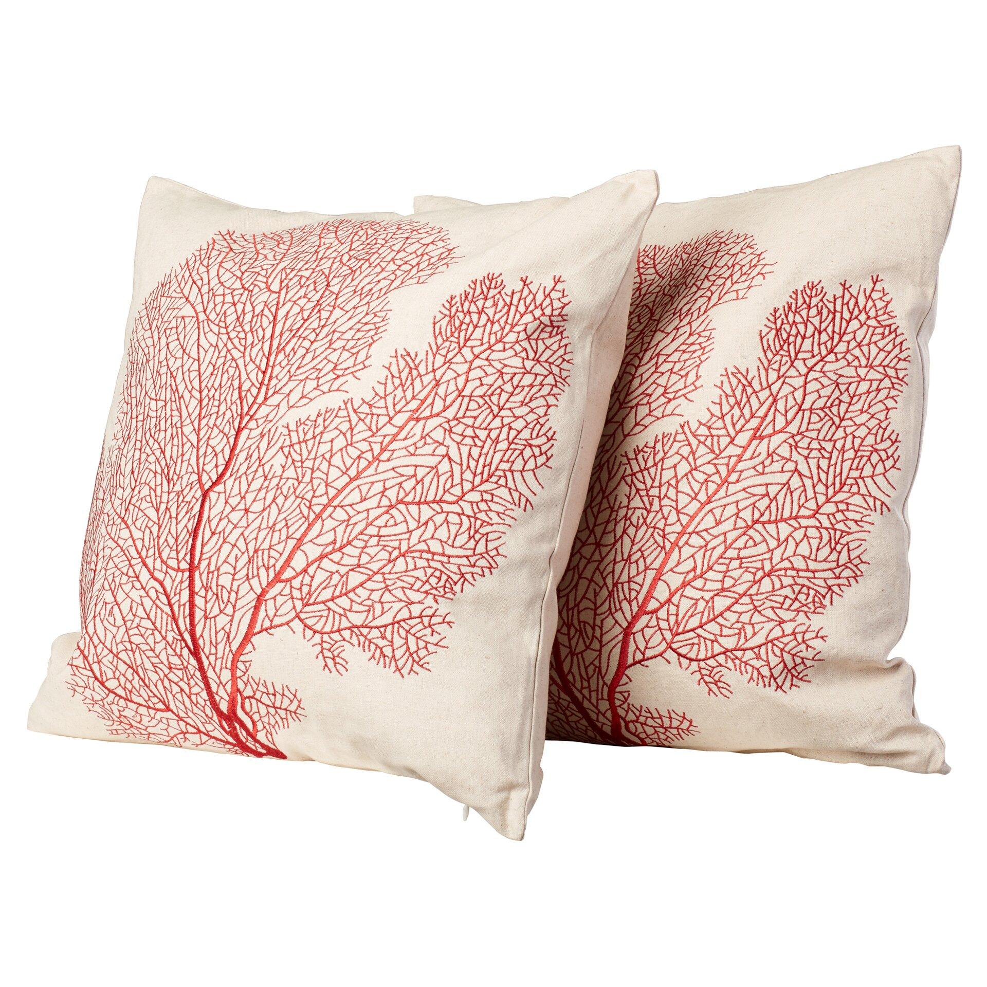 Wayfair Modern Pillow : Beachcrest Home Boulevard Cotton Throw Pillow & Reviews Wayfair.ca