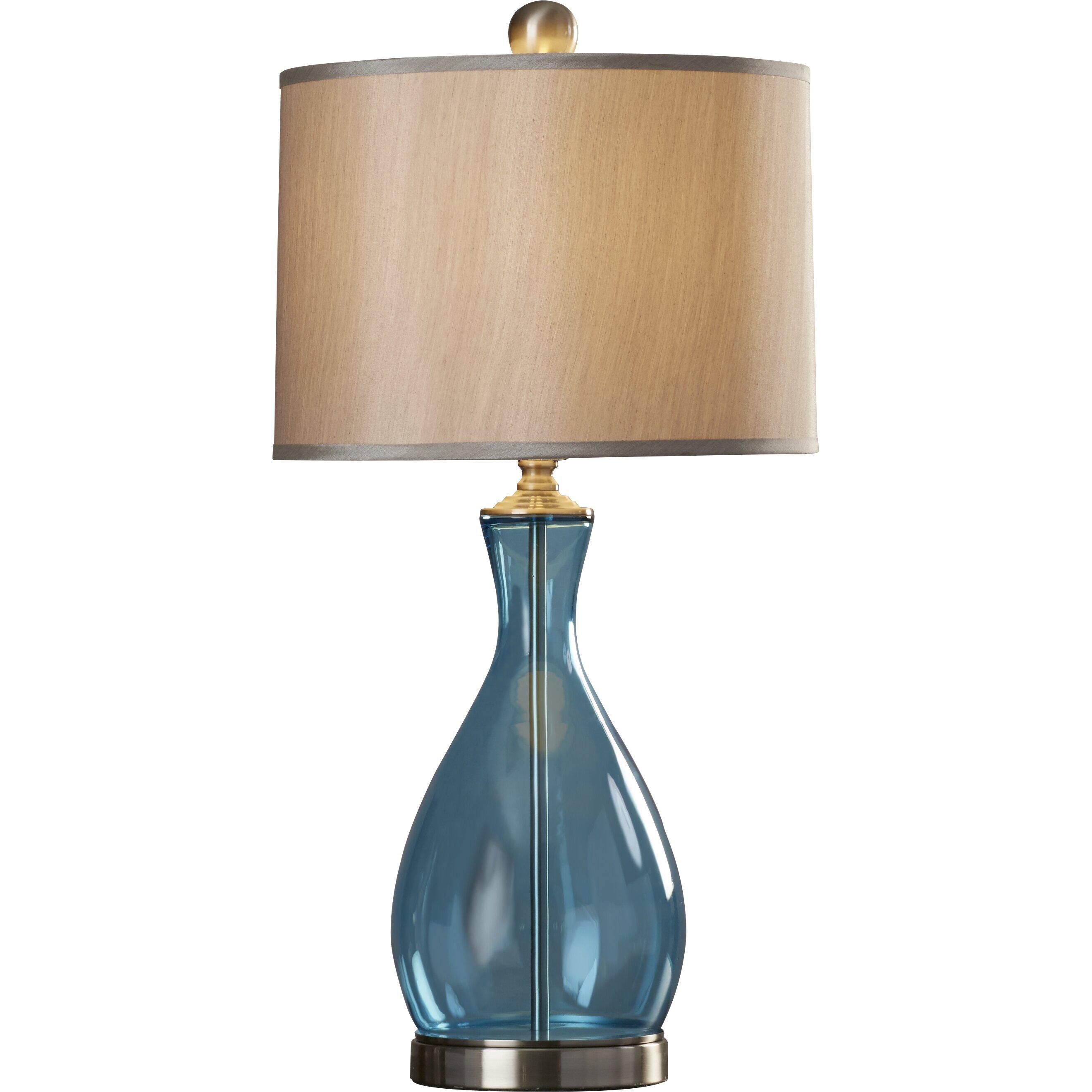 beachcrest home fairhaven 29 table lamp reviews wayfair. Black Bedroom Furniture Sets. Home Design Ideas