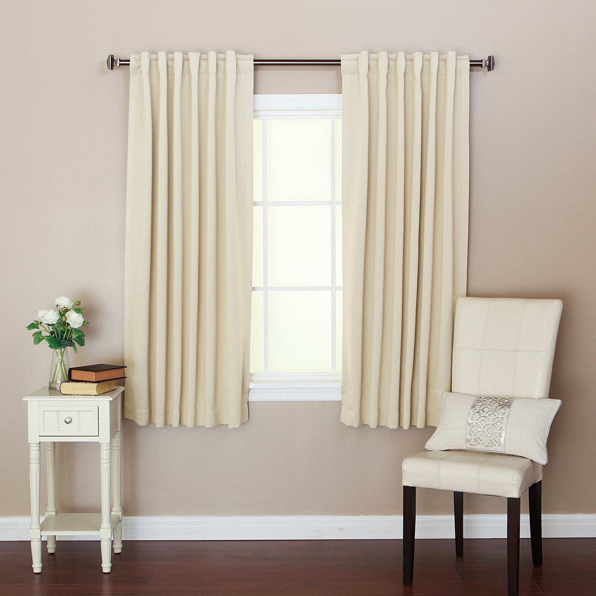 Beachcrest Home Sweetwater Room Darkening Thermal Blackout