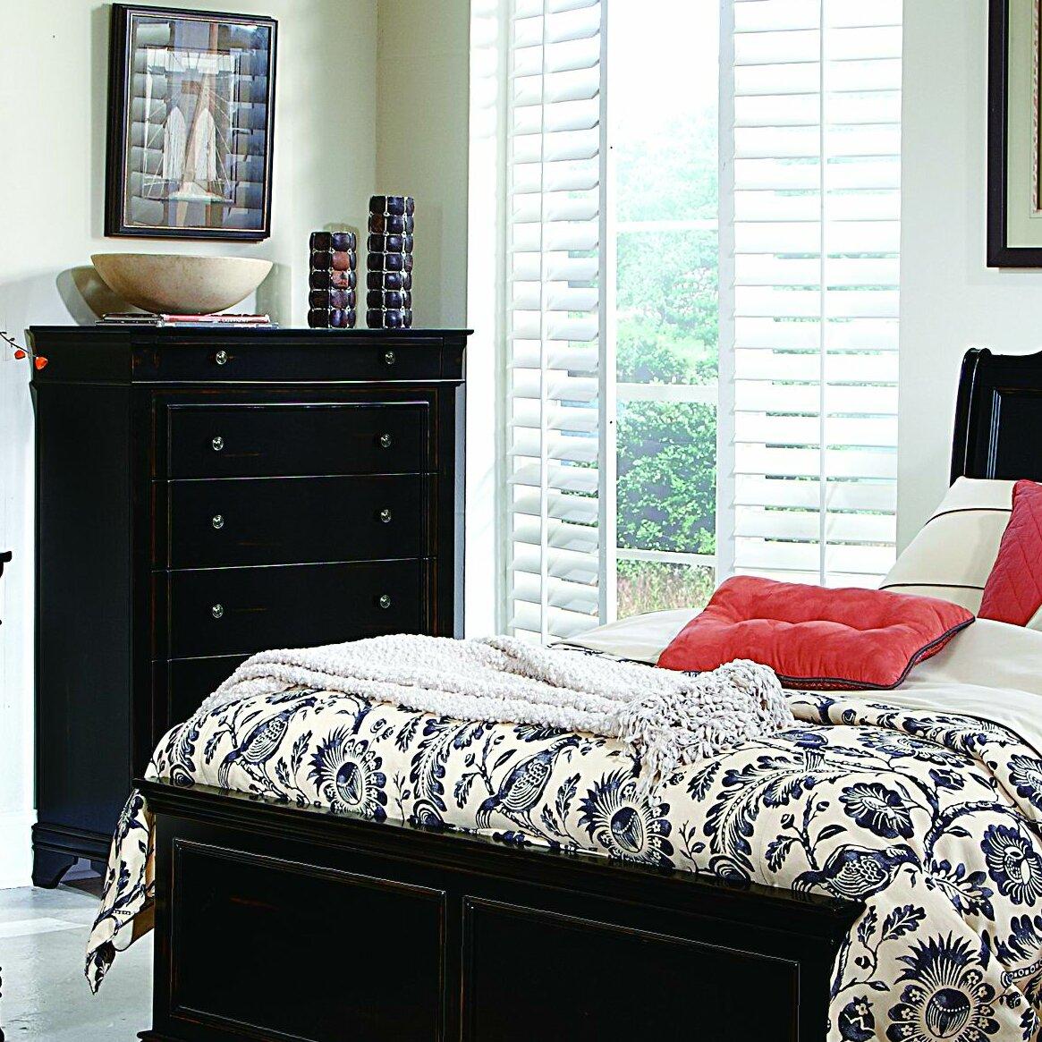Beachcrest Home Panel Customizable Bedroom Set Reviews Wayfair