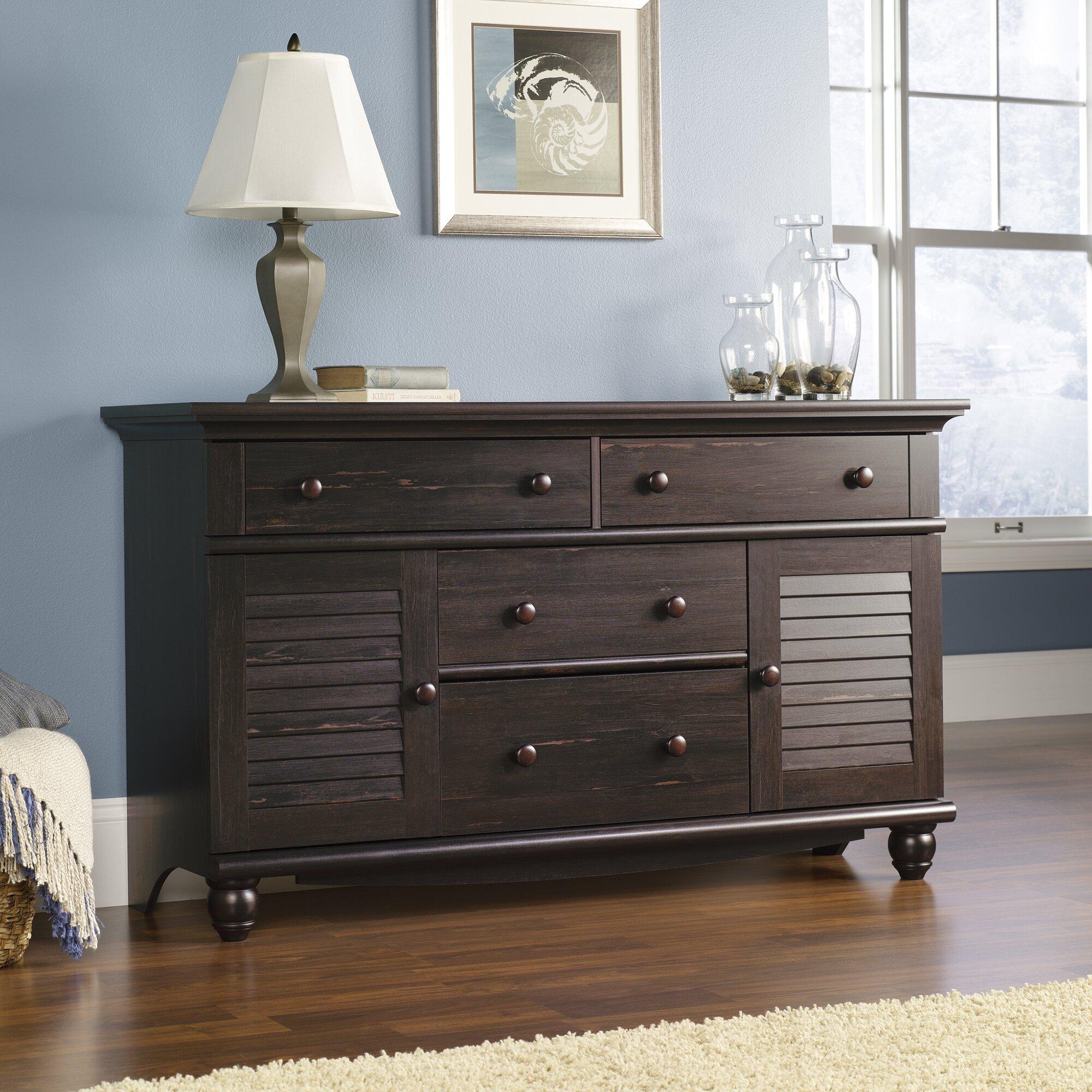 beachcrest home pinellas 4 drawer combo dresser reviews wayfair. Black Bedroom Furniture Sets. Home Design Ideas
