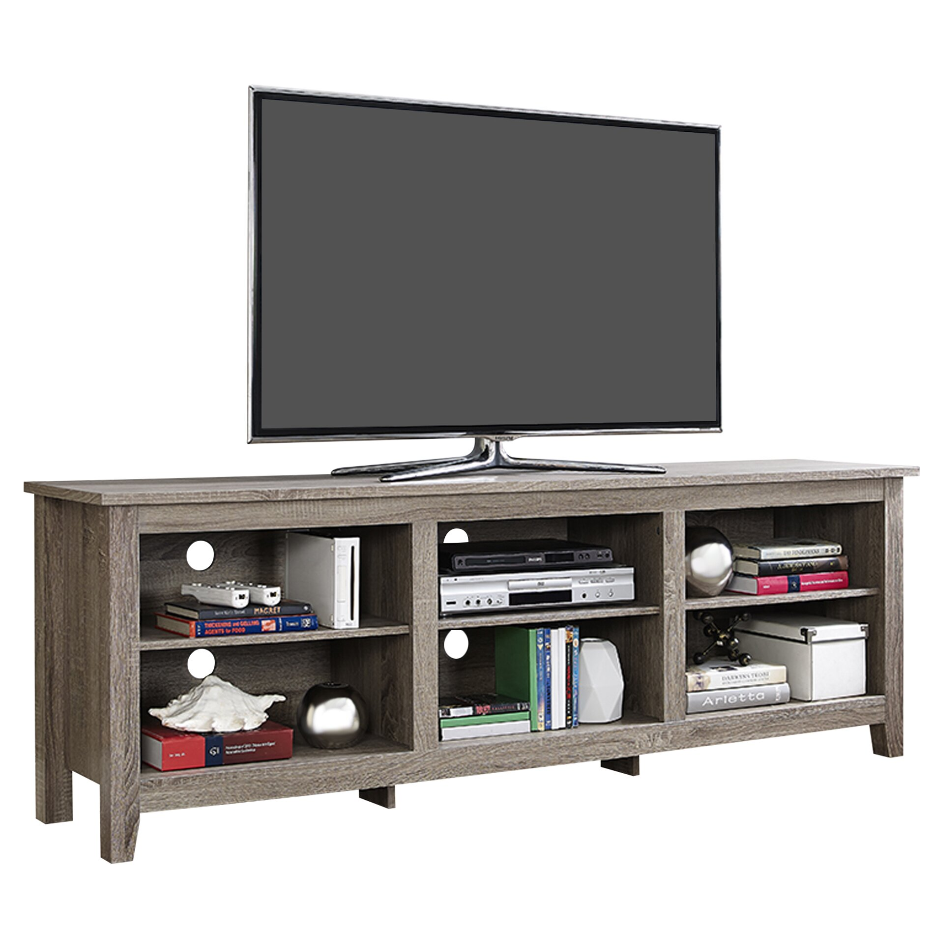 Beachcrest Home Sunbury Tv Stand Reviews Wayfair