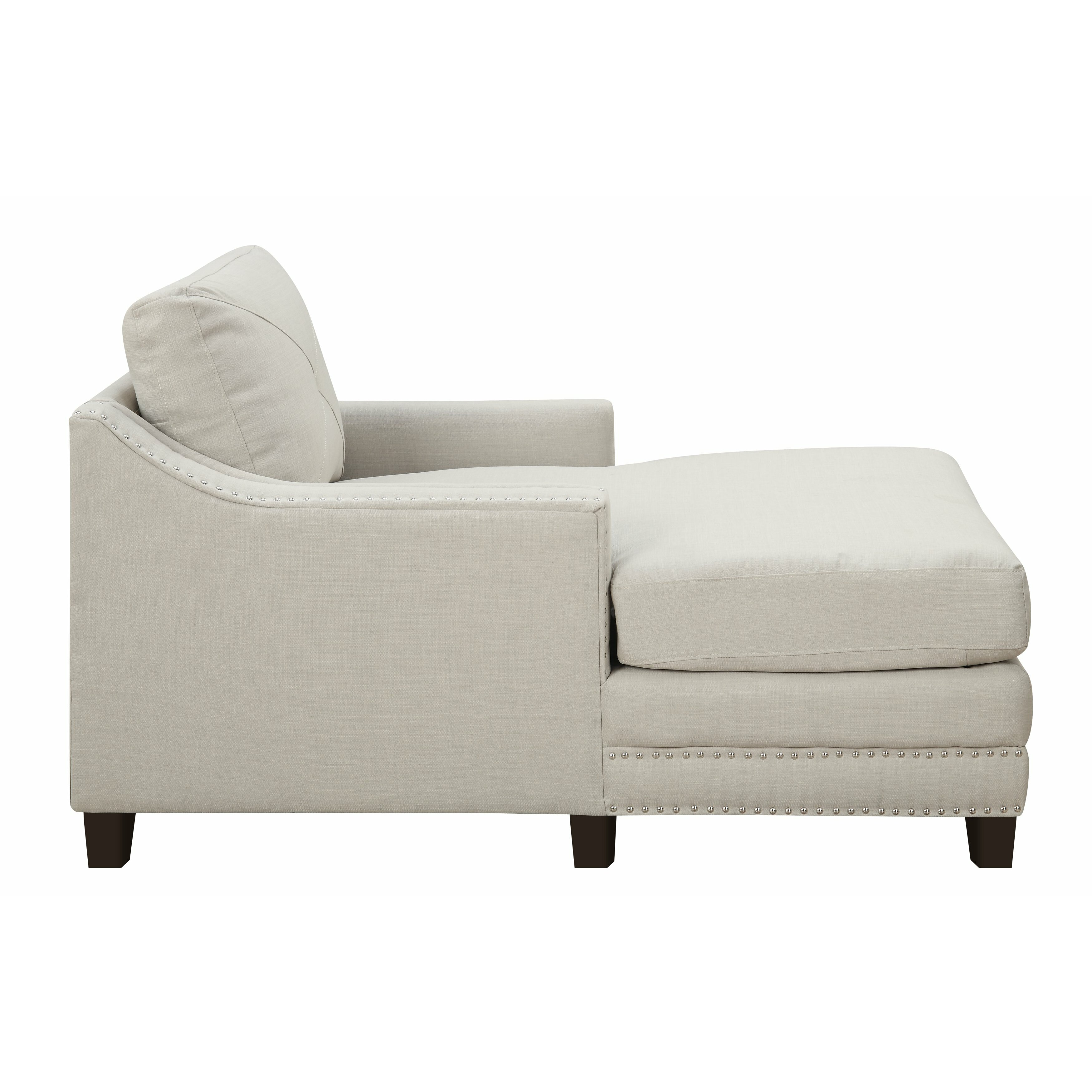 Beachcrest home galveston pier chaise lounge wayfair - Pier one lounge chairs ...