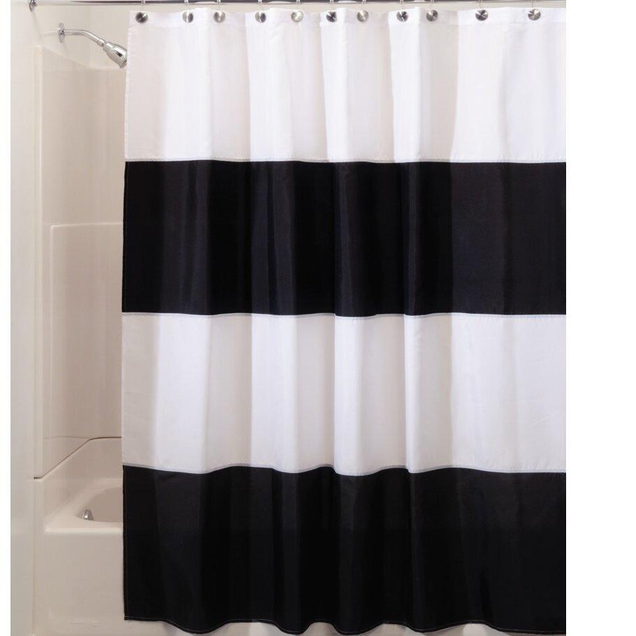 Beachcrest Home Crestfield Shower Curtain Reviews Wayfair