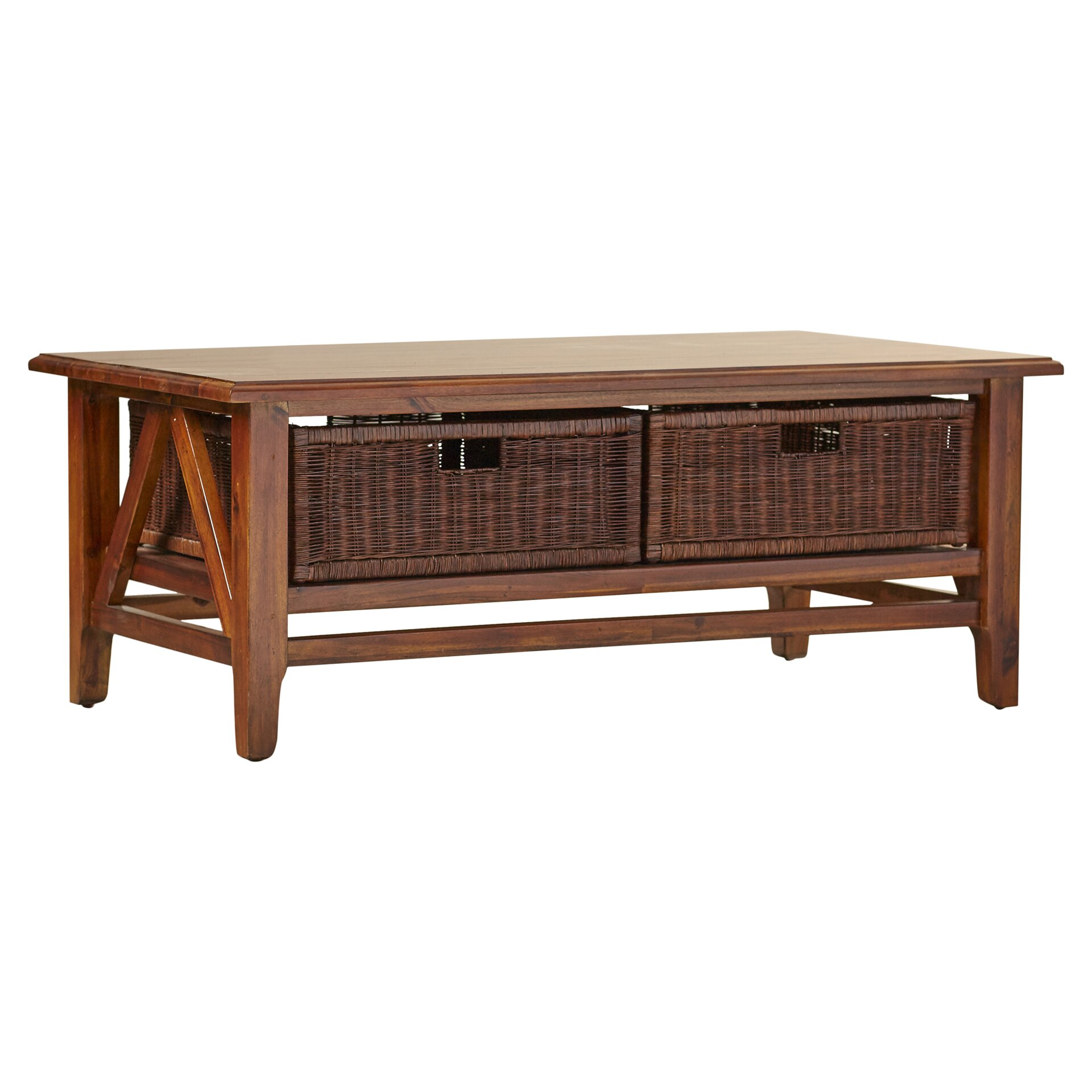Loon Peak Wellington Coffee Table Reviews Wayfair