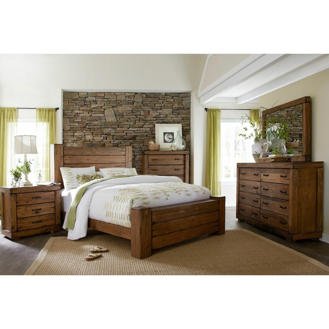 Loon Peak Hilton Panel Customizable Bedroom Set Amp Reviews