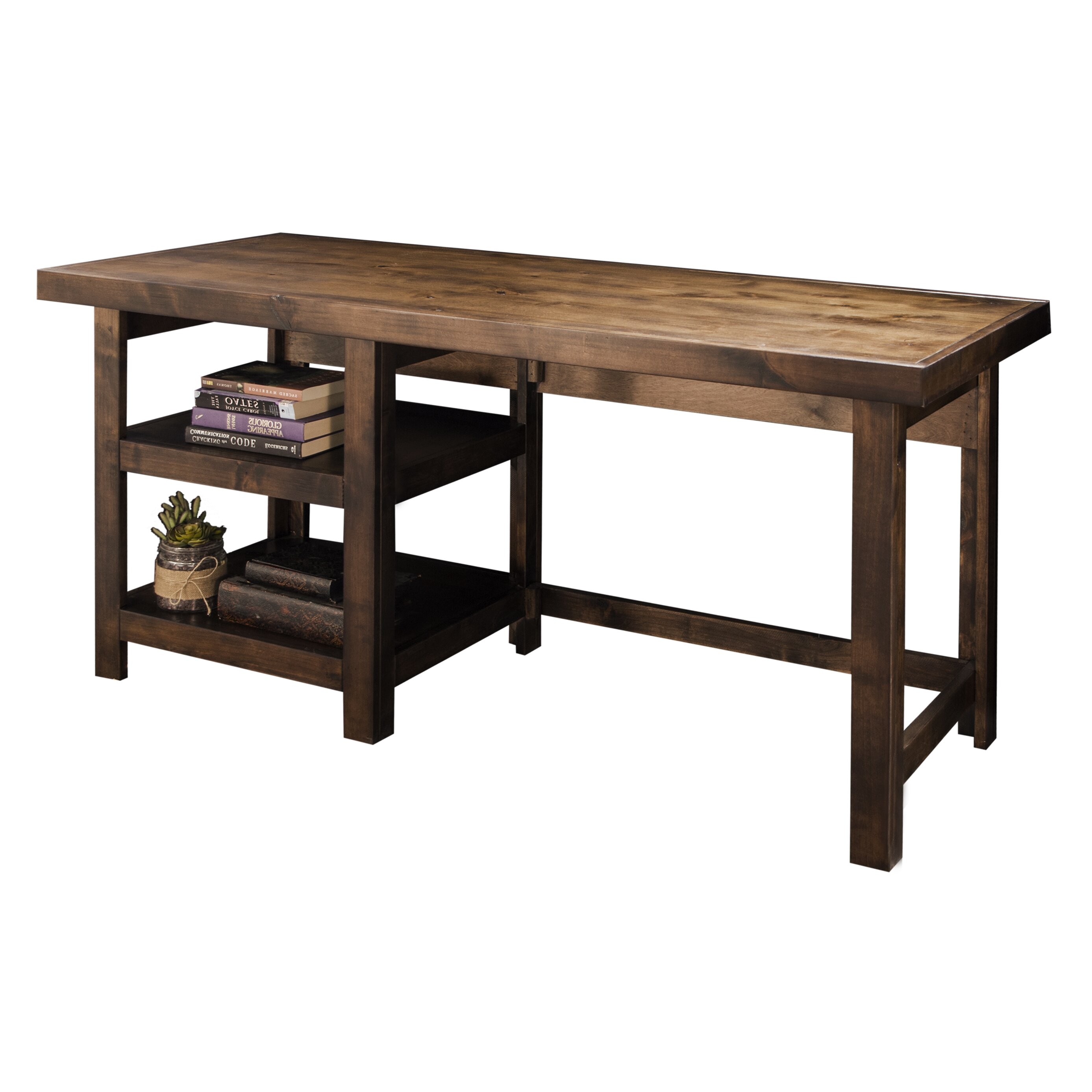 Loon peak grandfield writing desk reviews wayfair Peak office furniture