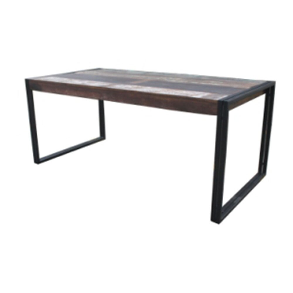 Loon peak whitetop dining table reviews wayfair for Wayfair dining table