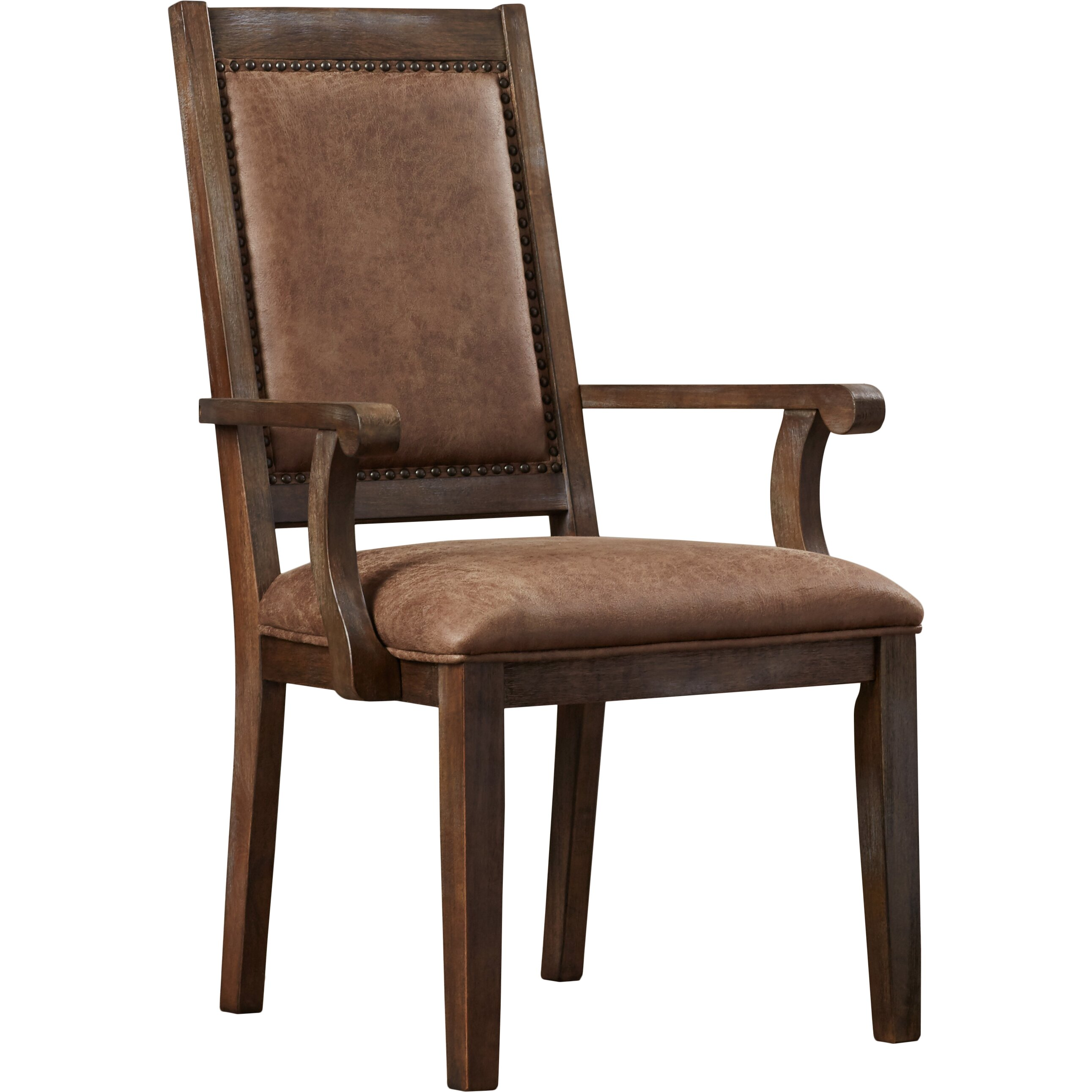 Loon peak veeder arm chair reviews wayfair Peak office furniture