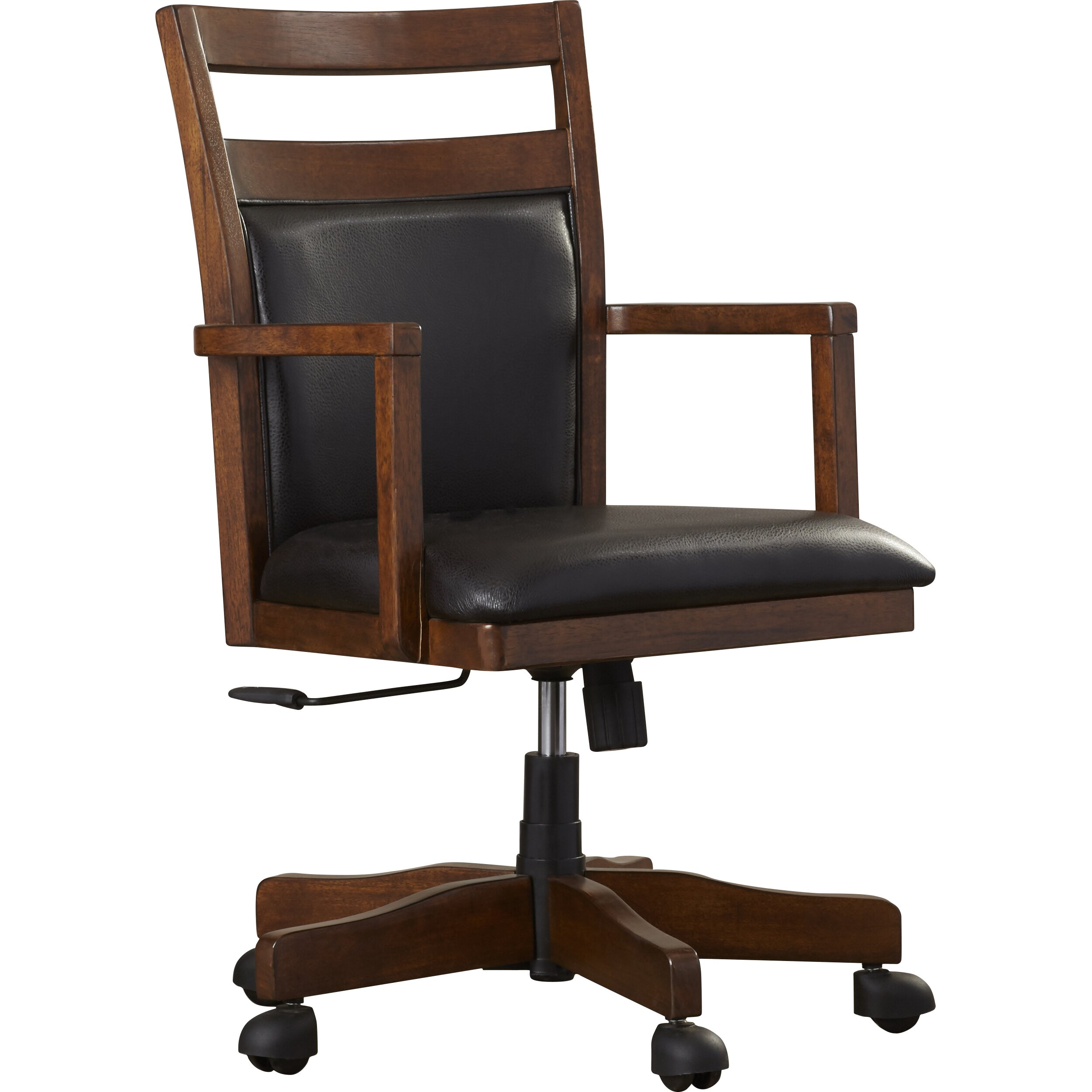 Loon peak auke desk chair reviews wayfair Peak office furniture