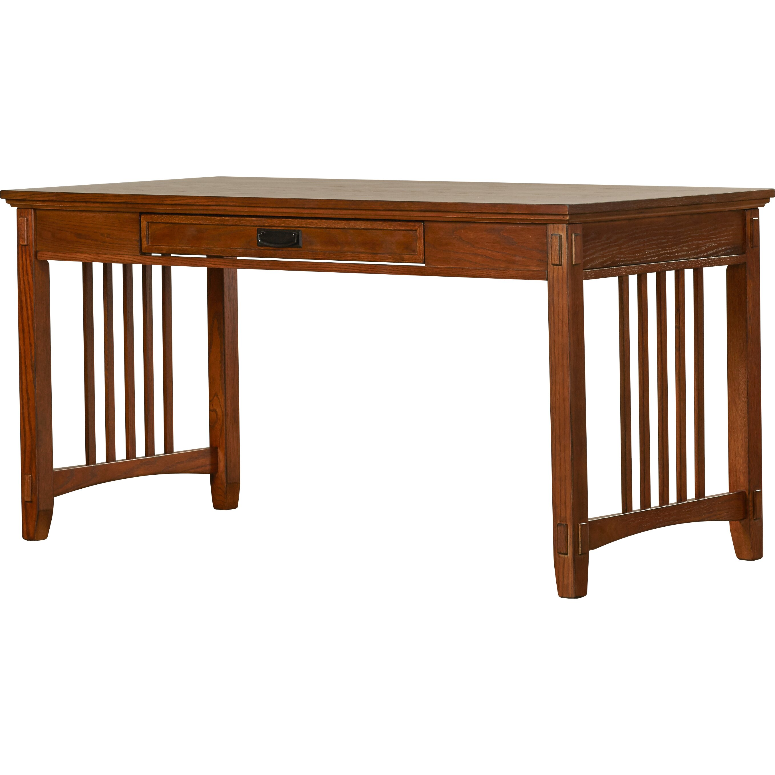 Loon Peak San Luis Large Computer Desk Reviews Wayfair