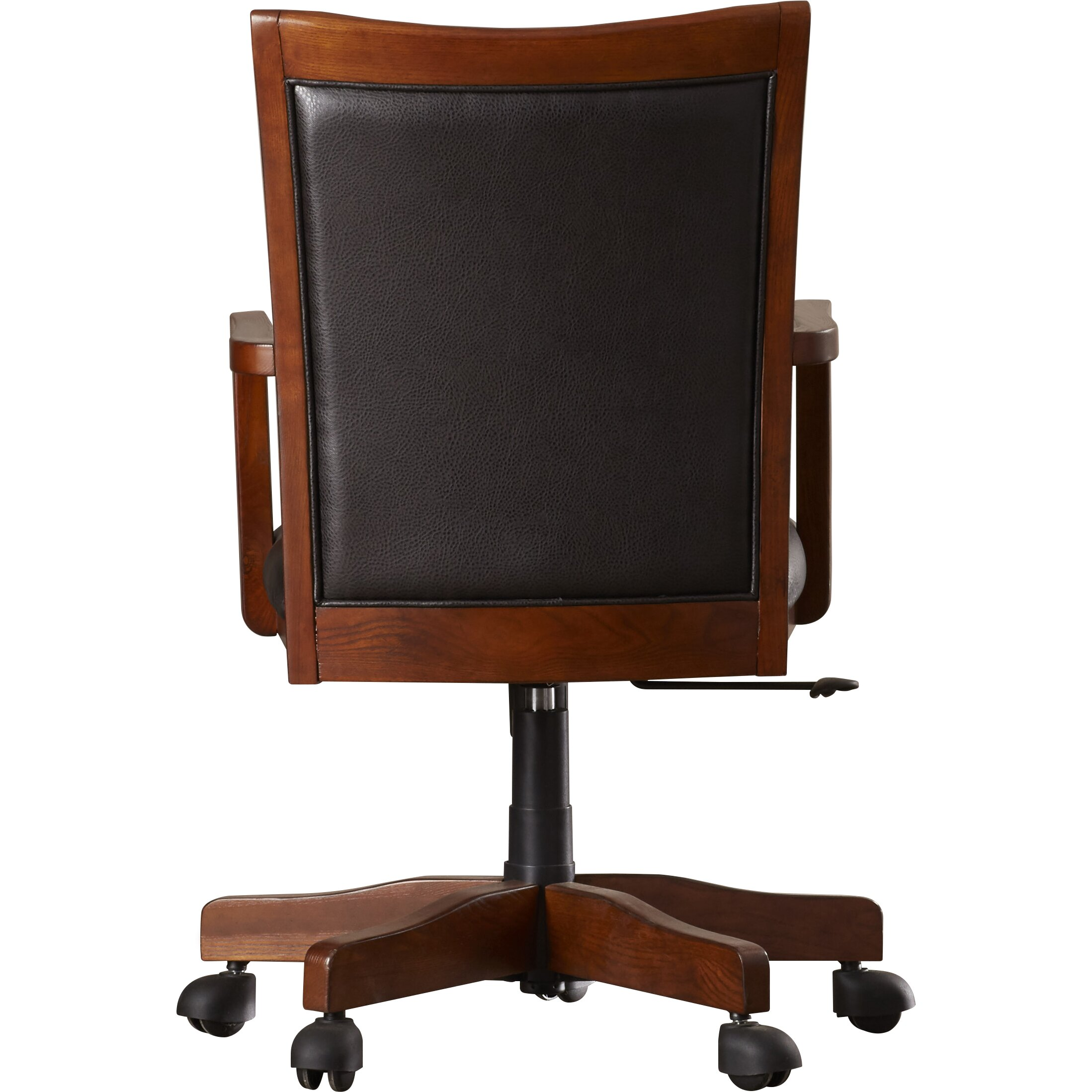 Loon peak flagstaff high back executive office chair with Peak office furniture