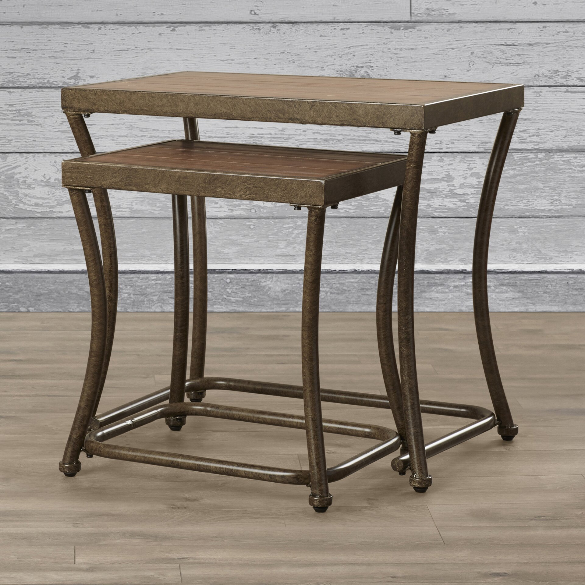 Loon peak bendeleben piece nesting end table set