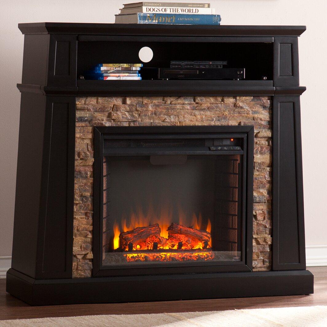 Loon Peak Nebo Electric Fireplace Reviews Wayfair