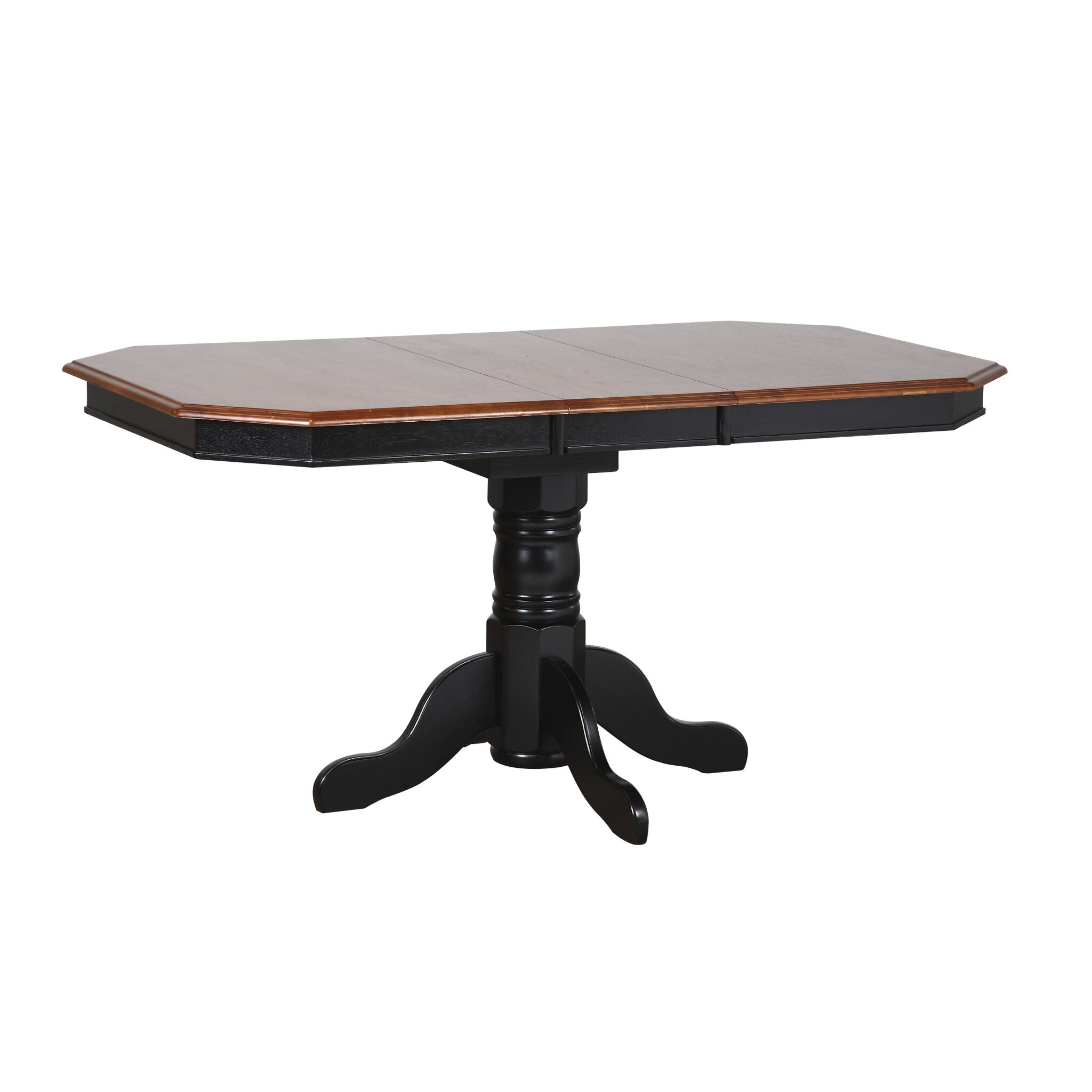 Loon Peak Banksville Extendable Dining Table amp Reviews  : Loon Peak Banksville Extendable Dining Table LOON7830 from www.wayfair.com size 2048 x 2048 jpeg 165kB