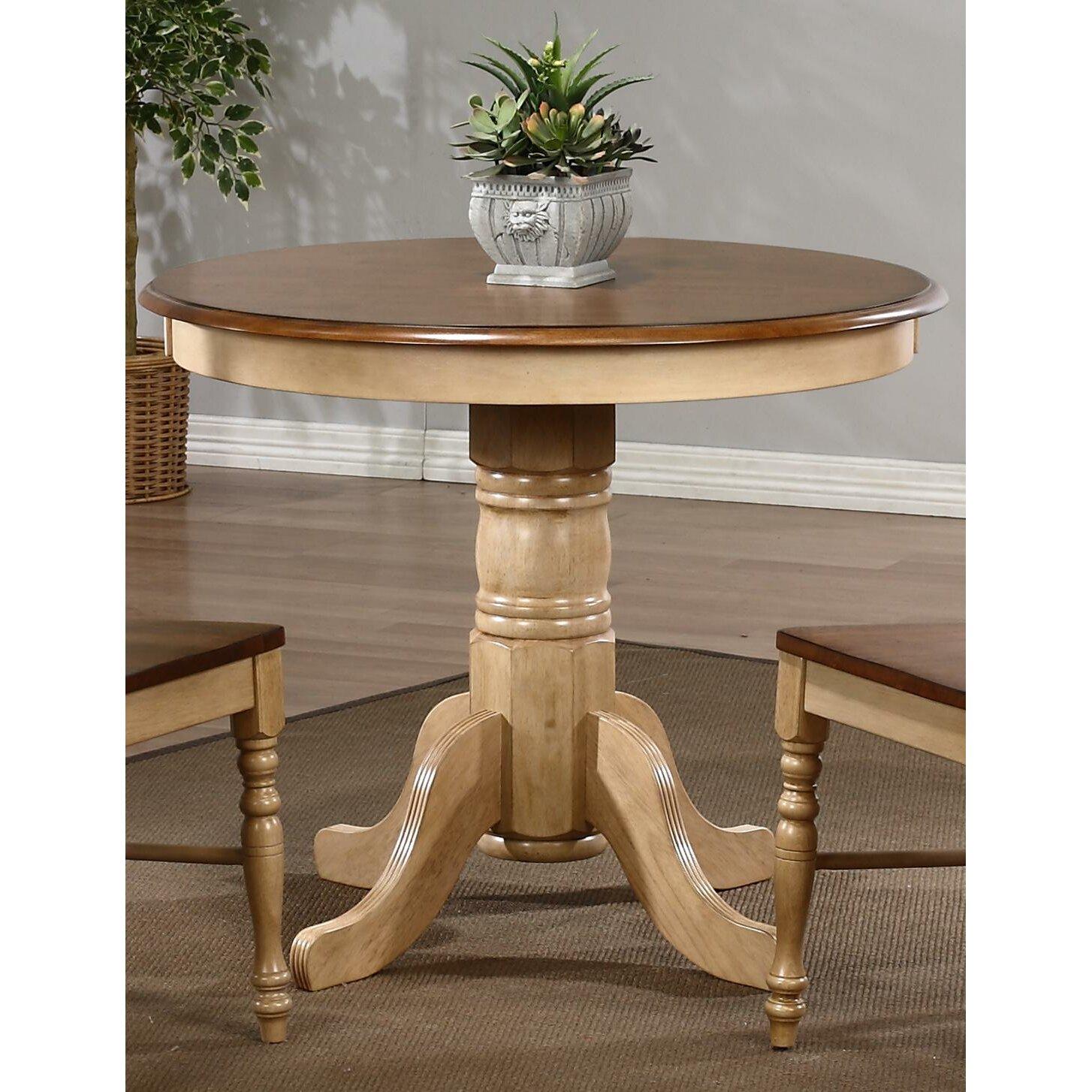 Loon Peak Huerfano Valley Dining Table Amp Reviews Wayfair
