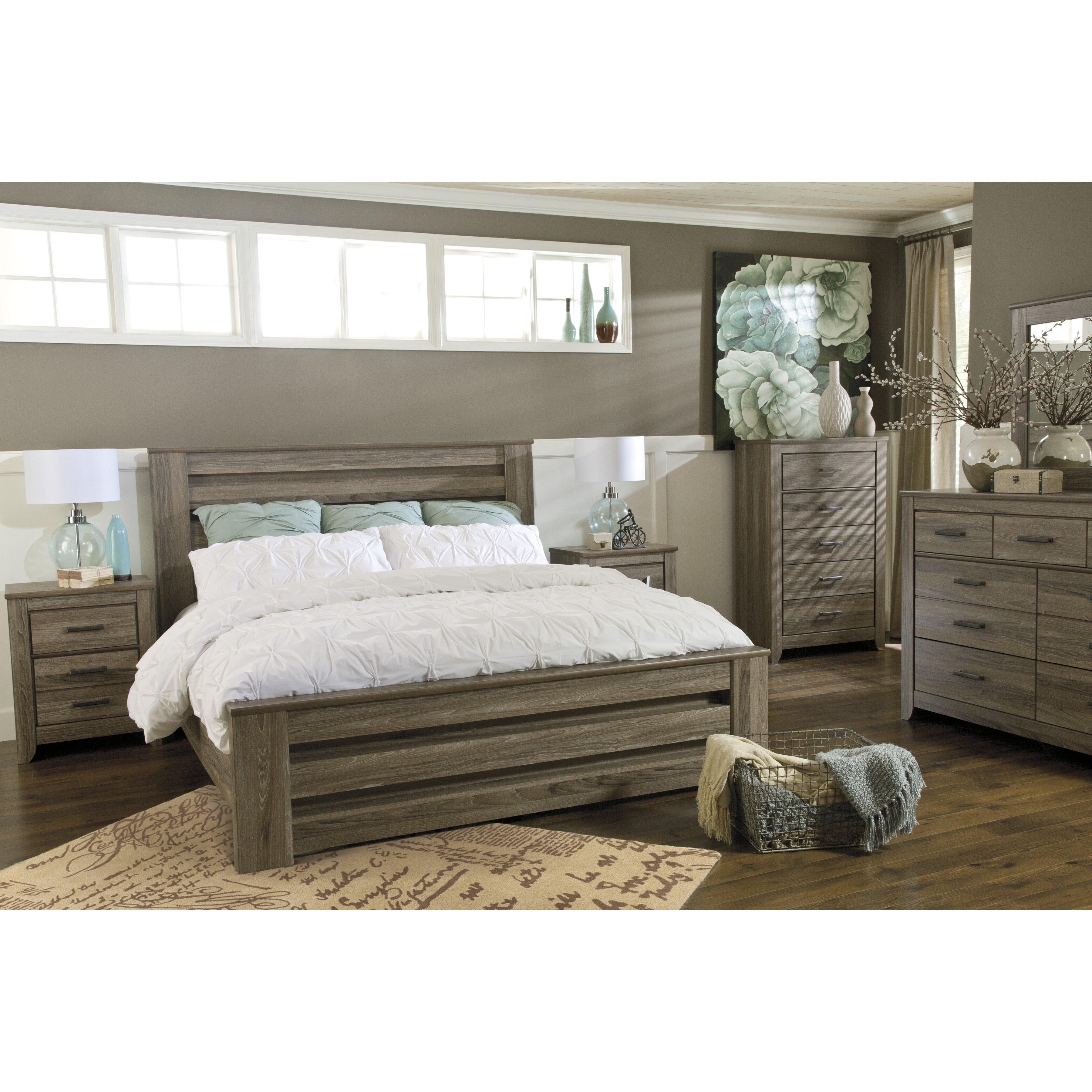 Trent Austin Design Orange Panel Customizable Bedroom Set Reviews Wayfair