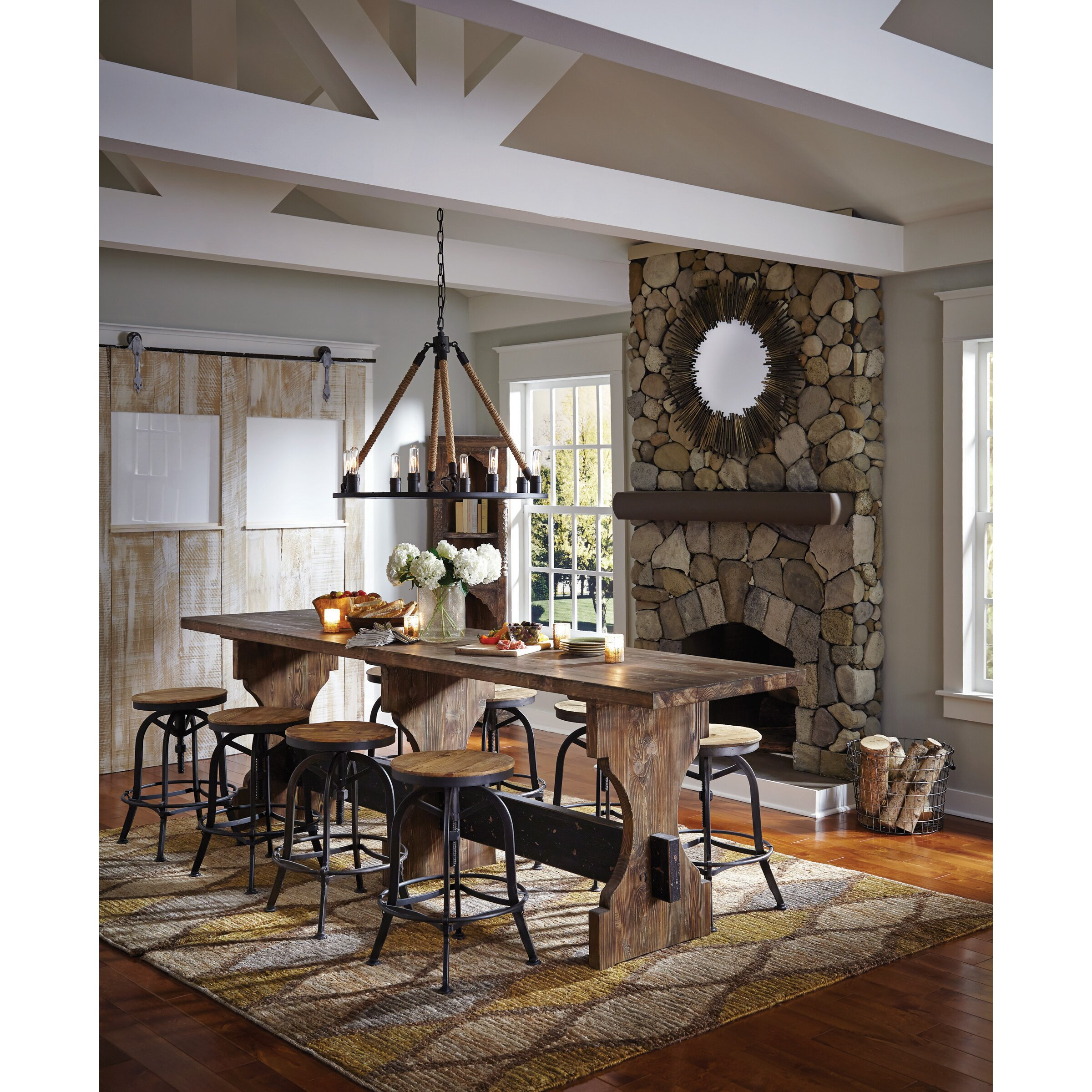 Trent Austin Design Southbridge Adjustable Height Swivel