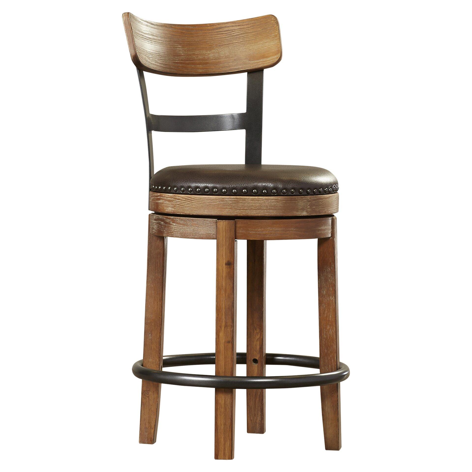 Trent Austin Design Empire 24 25 Quot Swivel Bar Stool